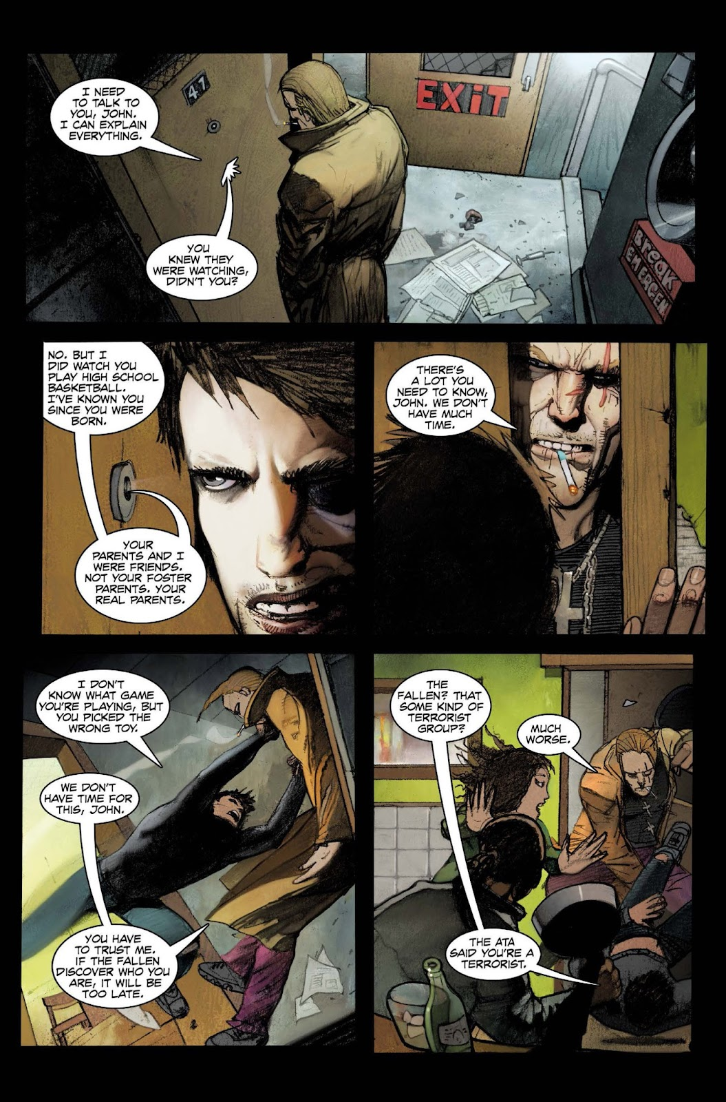 13 Coins issue TPB - Page 41