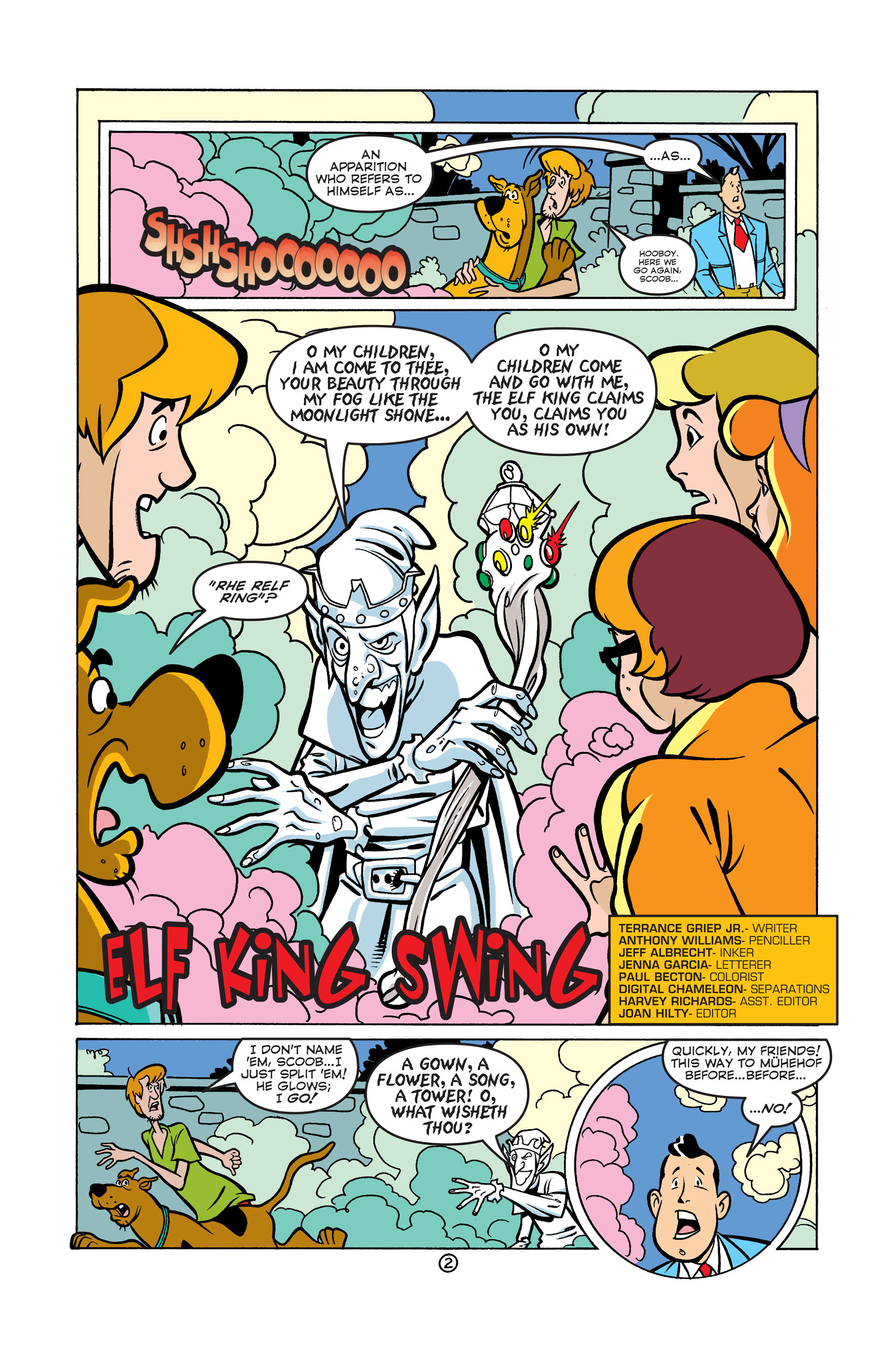 Read online Scooby-Doo (1997) comic -  Issue #49 - 13