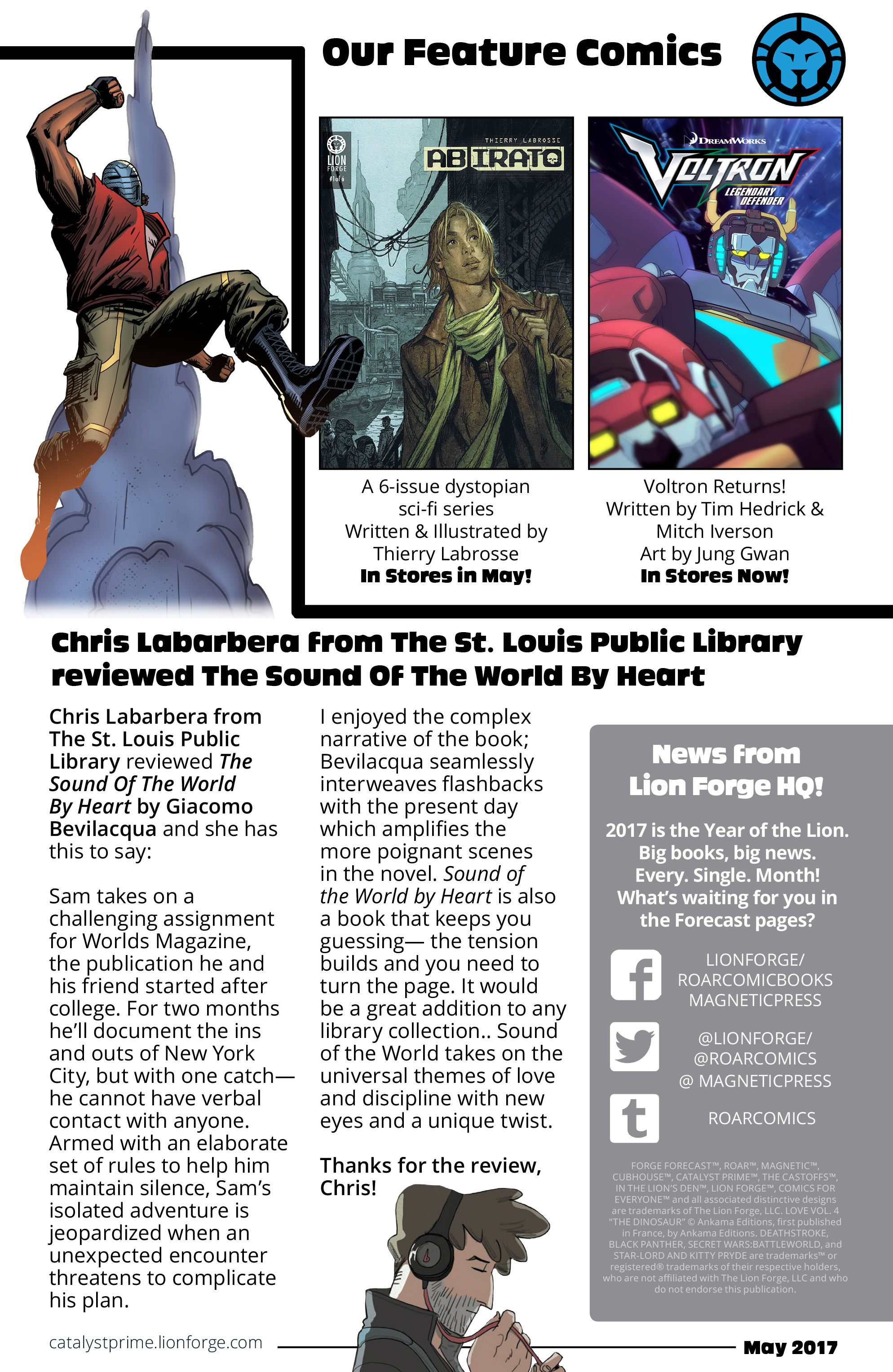 Read online Noble comic -  Issue #1 - 27