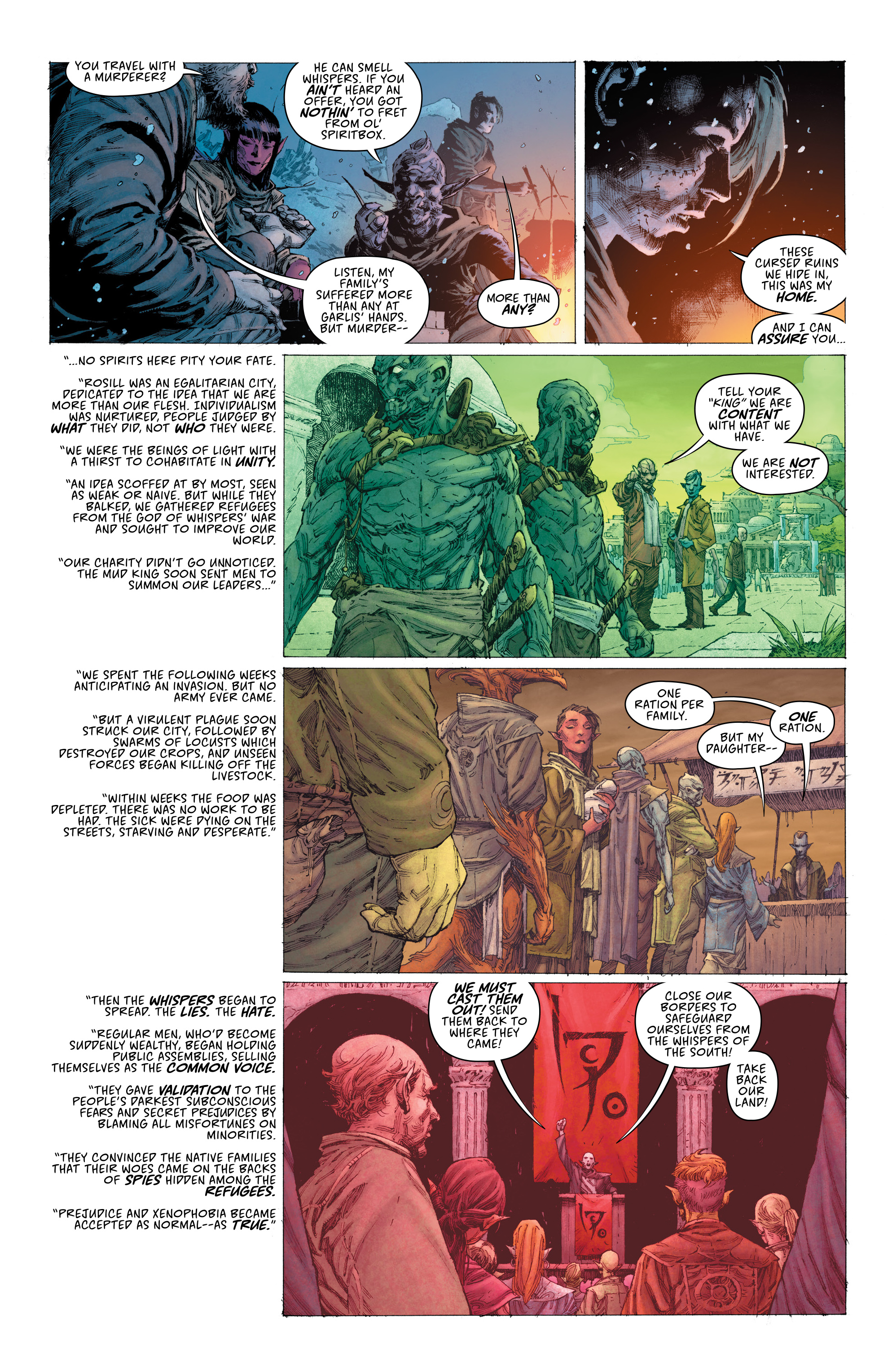 Read online Seven To Eternity comic -  Issue #4 - 7