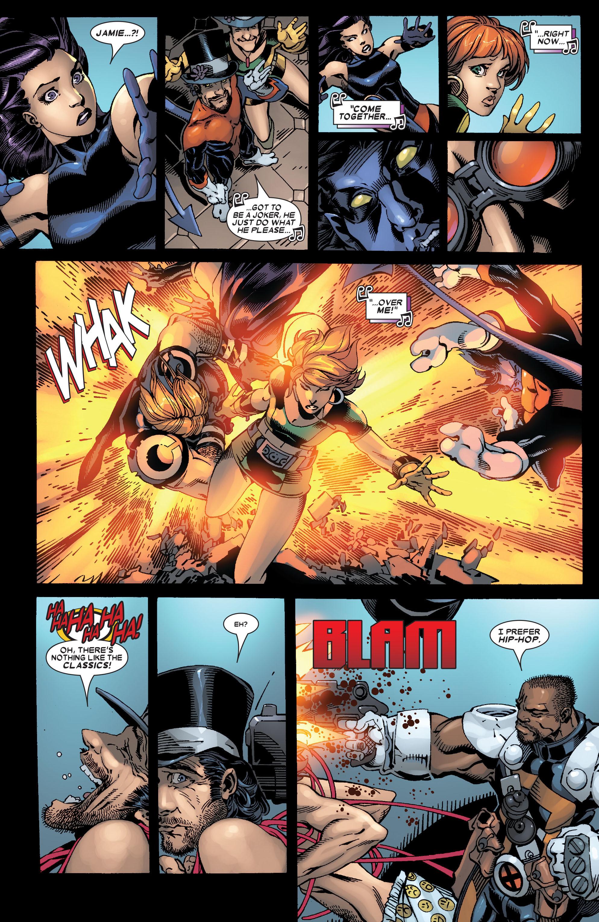 Read online Uncanny X-Men (1963) comic -  Issue #472 - 14