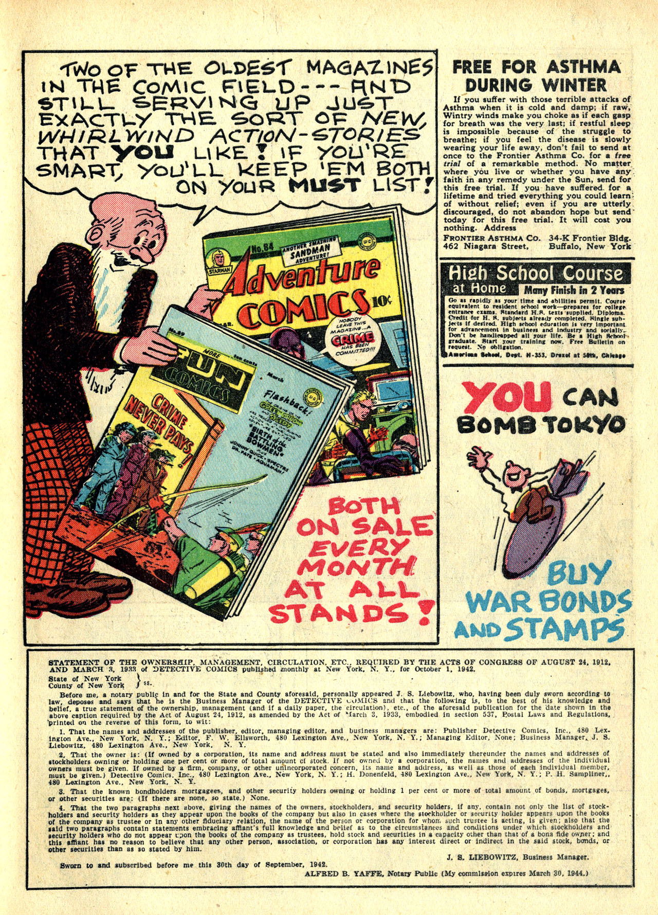 Detective Comics (1937) 73 Page 56