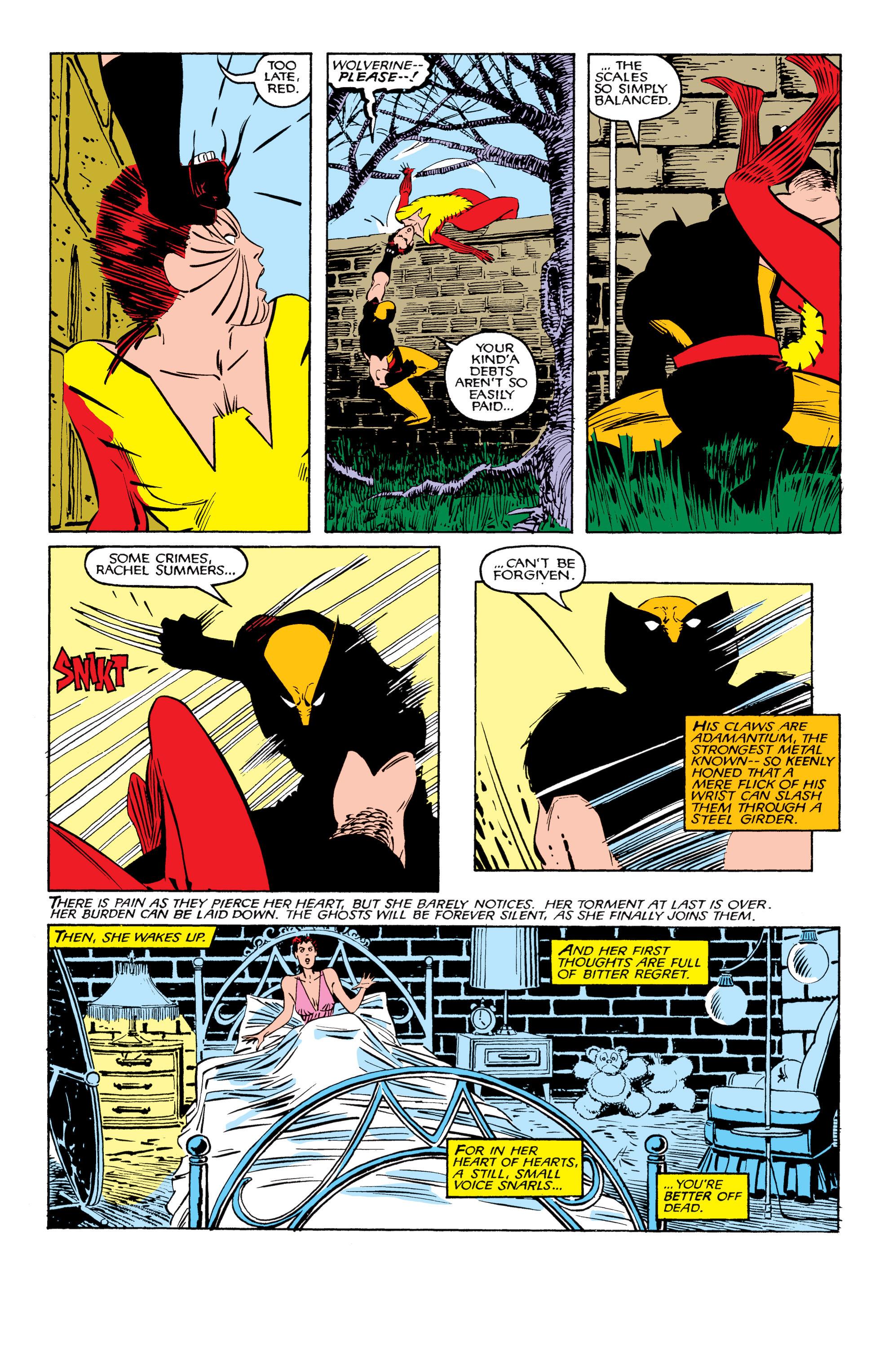 Read online Uncanny X-Men (1963) comic -  Issue #207 - 6