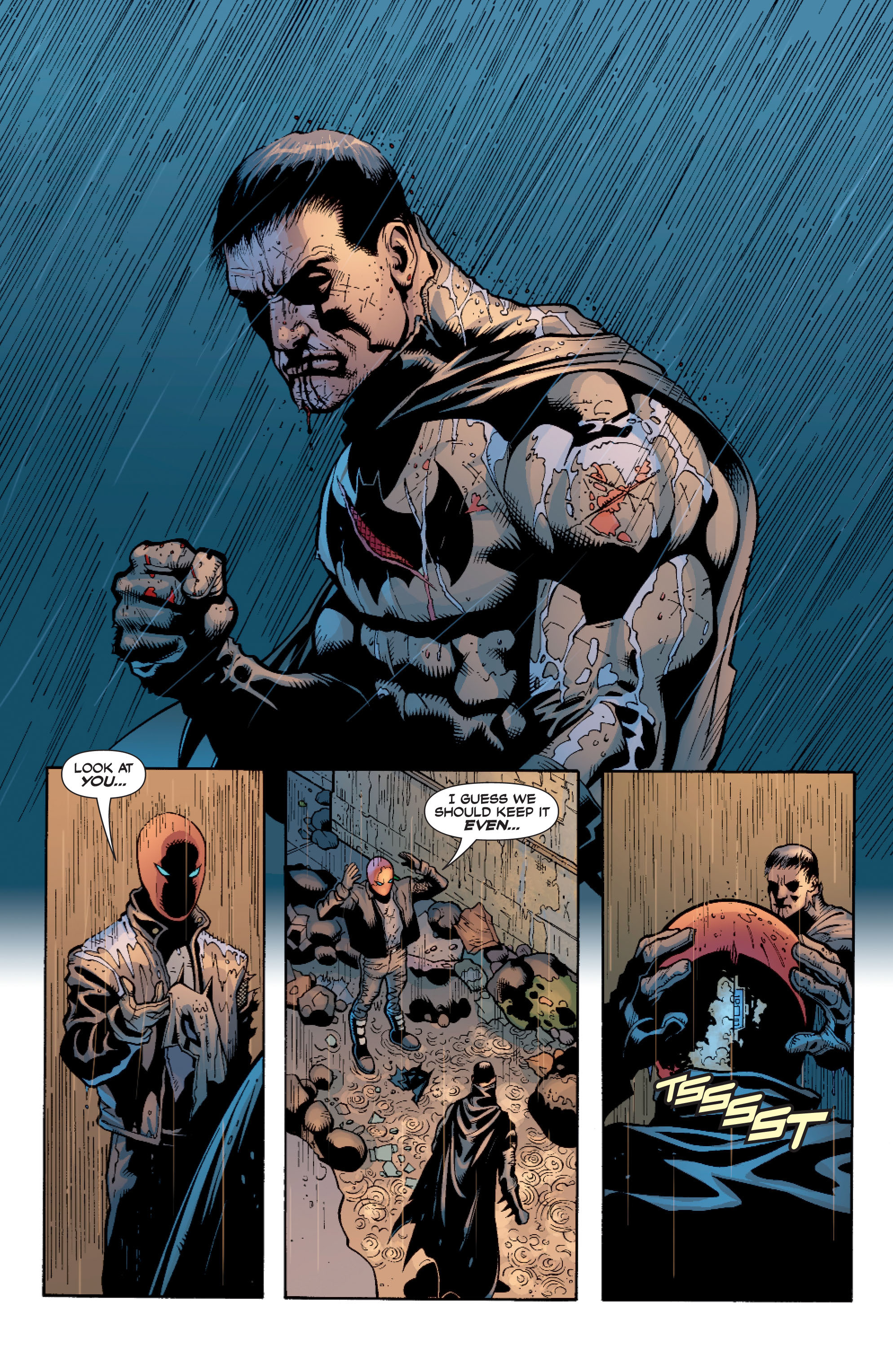 Read online Batman: Under The Red Hood comic -  Issue # Full - 16