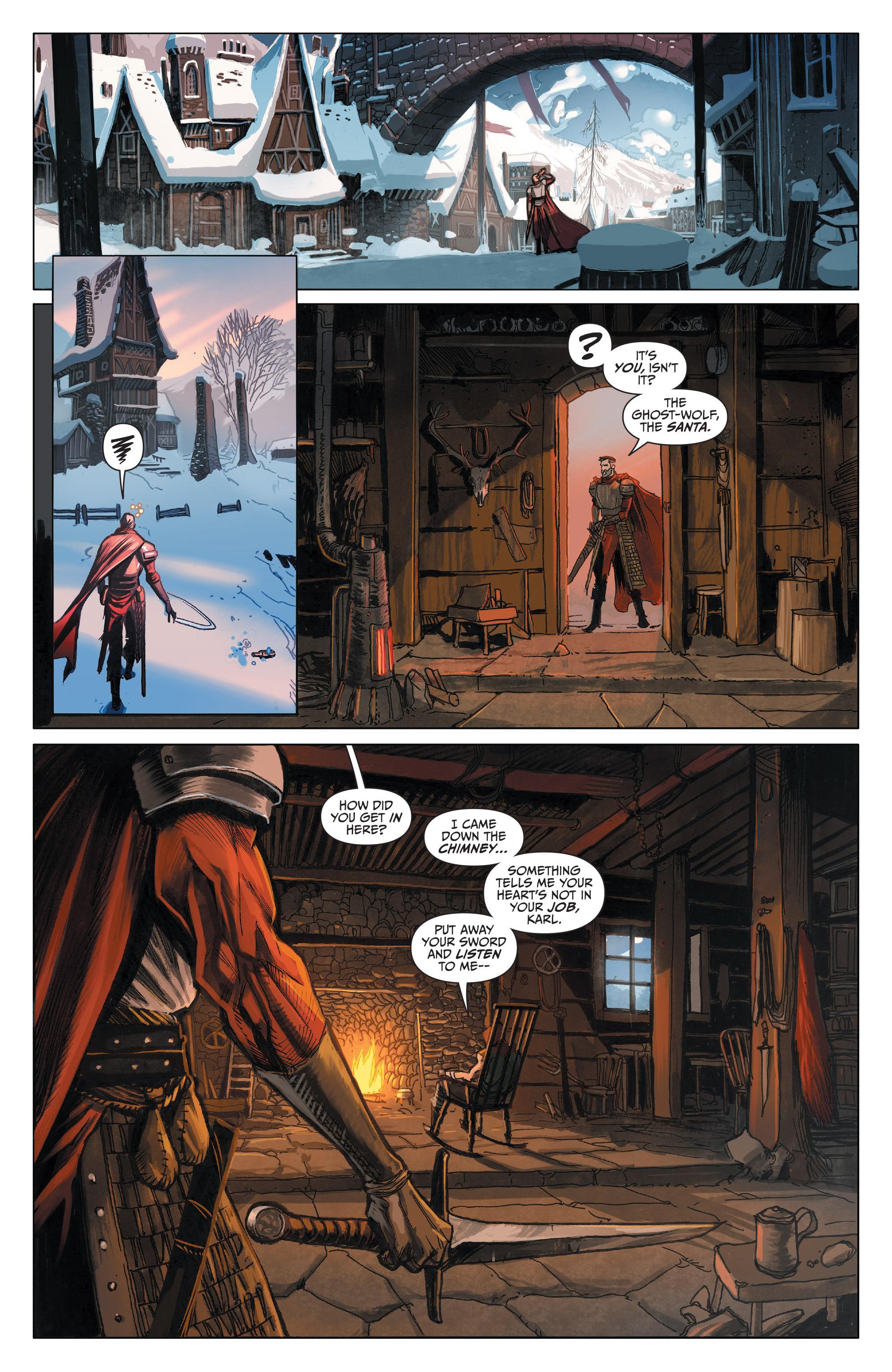 Read online Klaus comic -  Issue #4 - 24