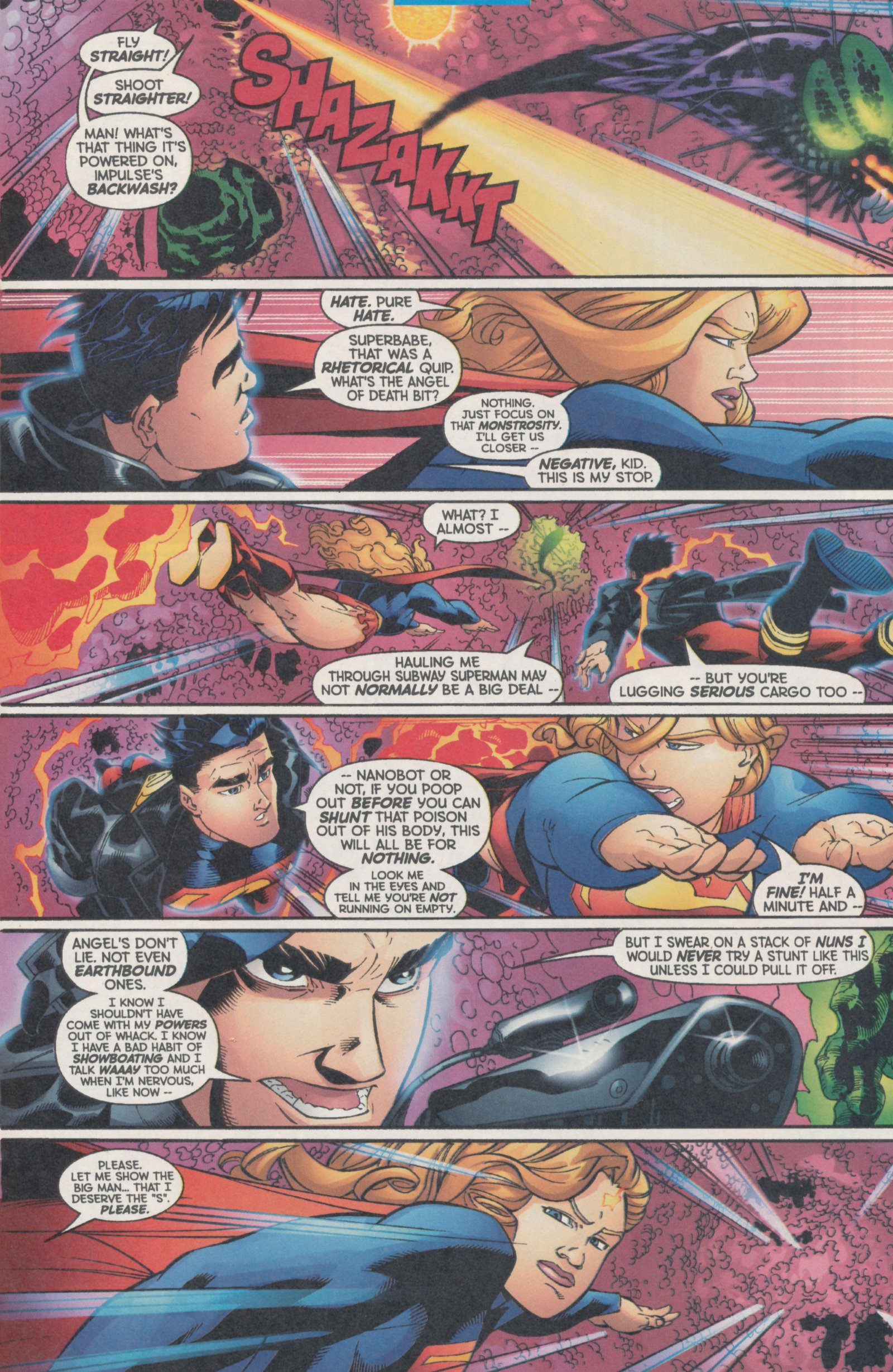 Action Comics (1938) 767 Page 18