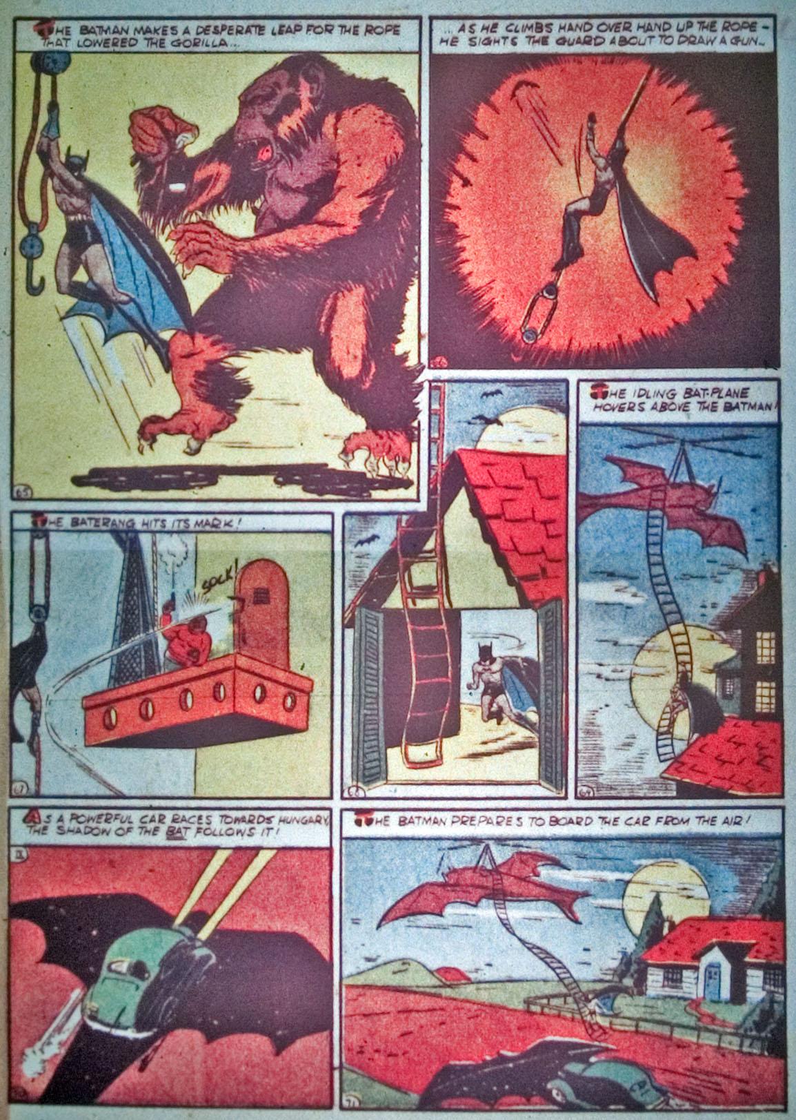 Read online Detective Comics (1937) comic -  Issue #31 - 11