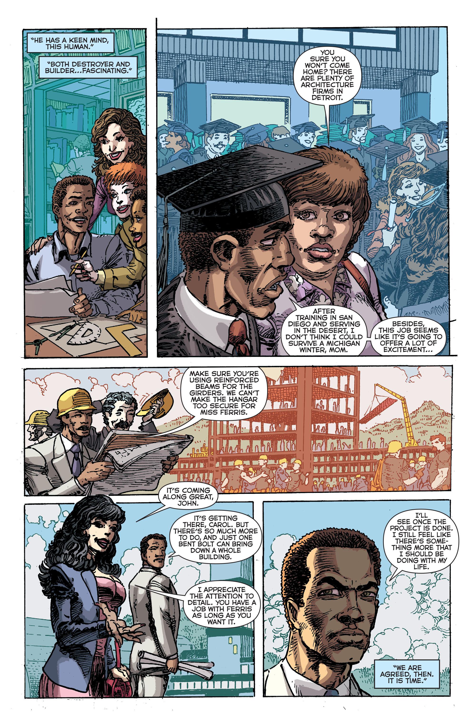 Read online Secret Origins (2014) comic -  Issue #9 - 28