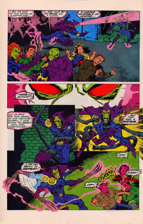 Read online Sleepwalker comic -  Issue #26 - 17