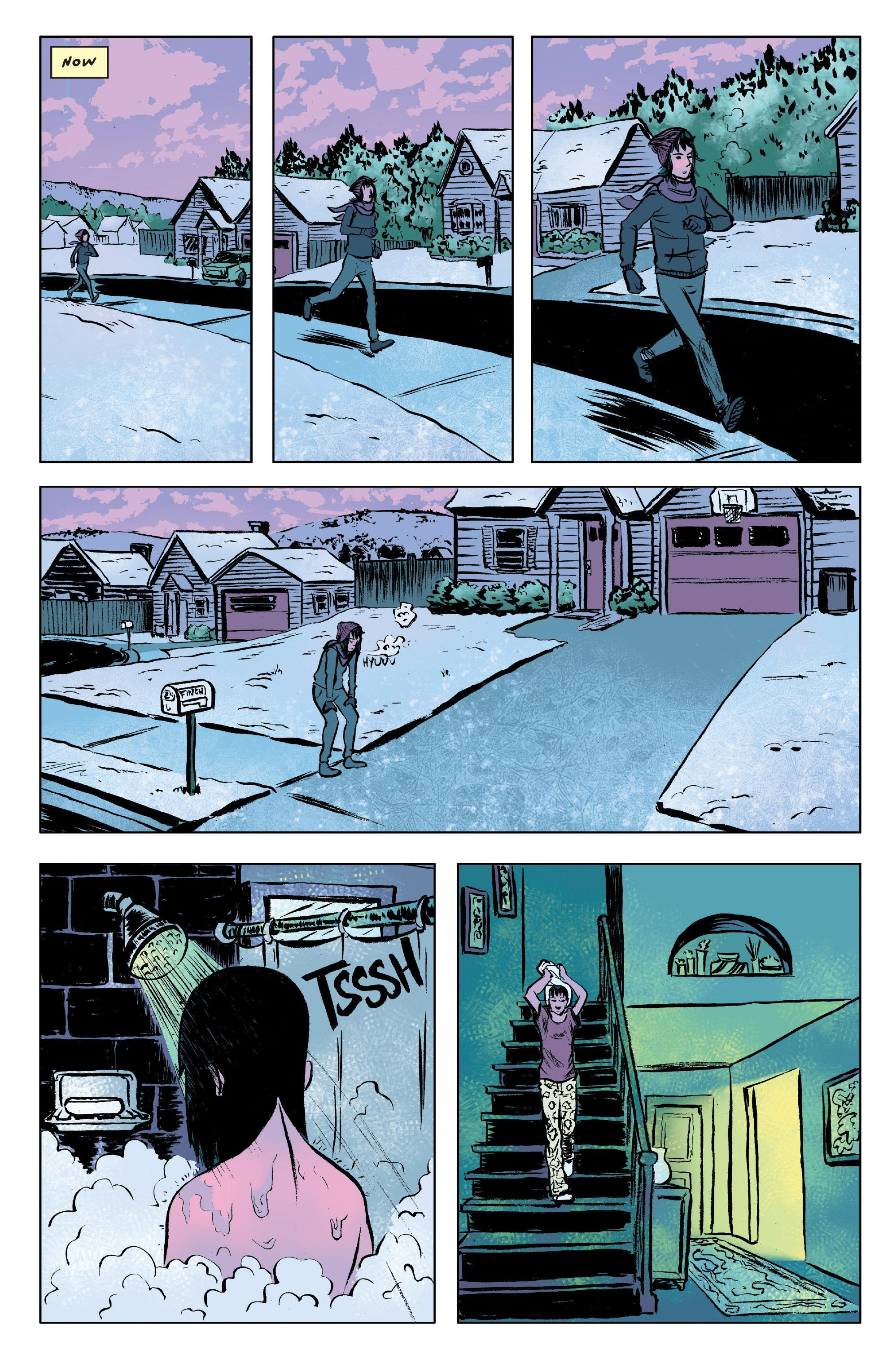 Read online UFOlogy comic -  Issue #3 - 4