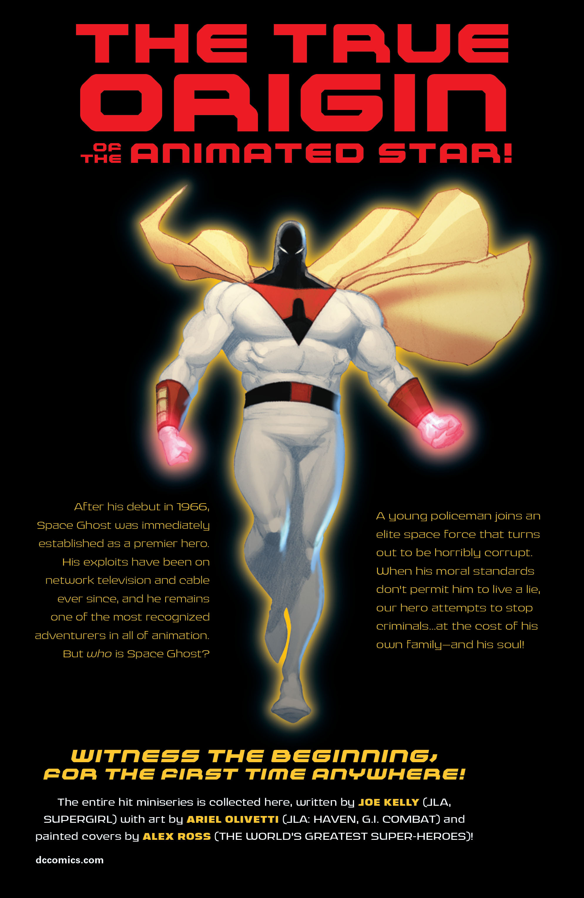 Read online Space Ghost (2016) comic -  Issue # Full - 141