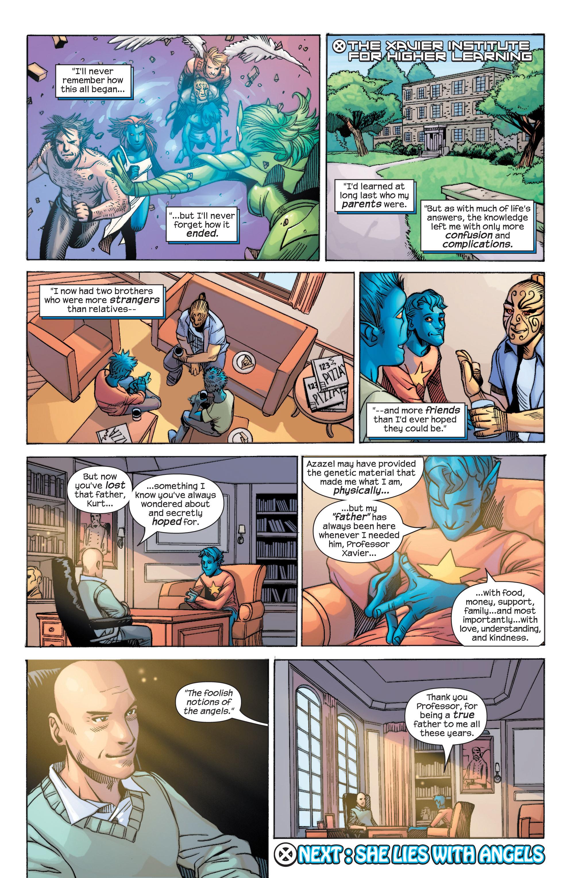 Read online Uncanny X-Men (1963) comic -  Issue #434 - 25