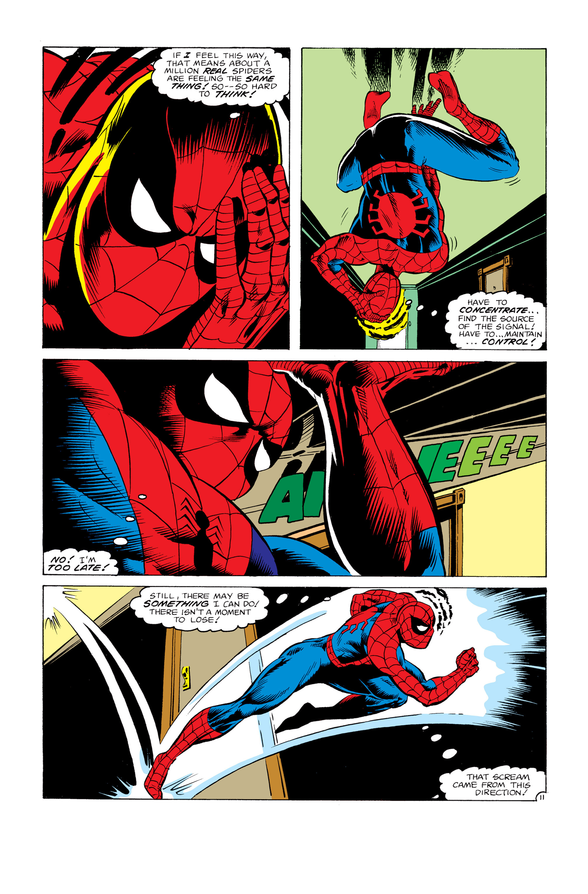 The Amazing Spider-Man (1963) 228 Page 11