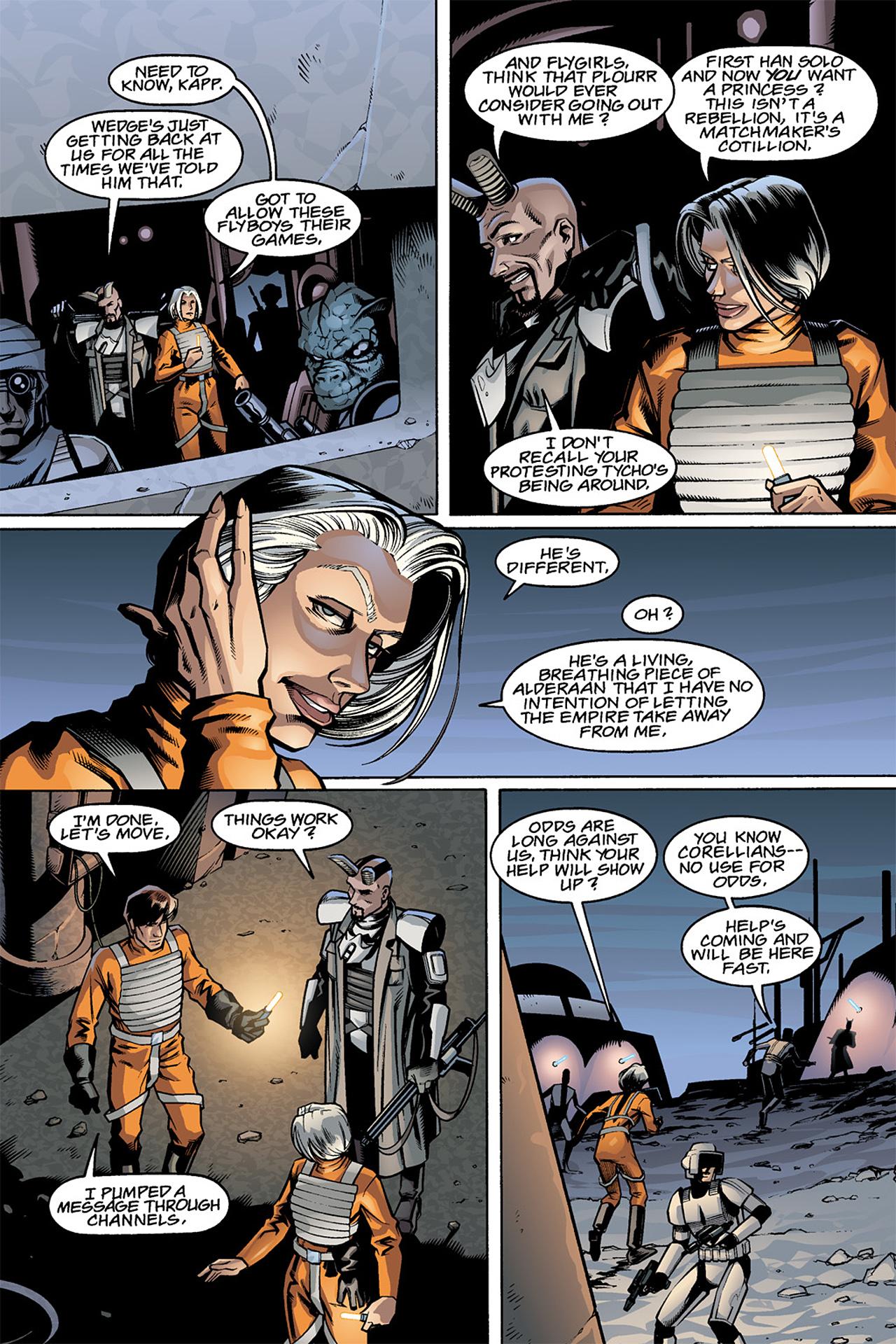 Read online Star Wars Omnibus comic -  Issue # Vol. 3 - 319