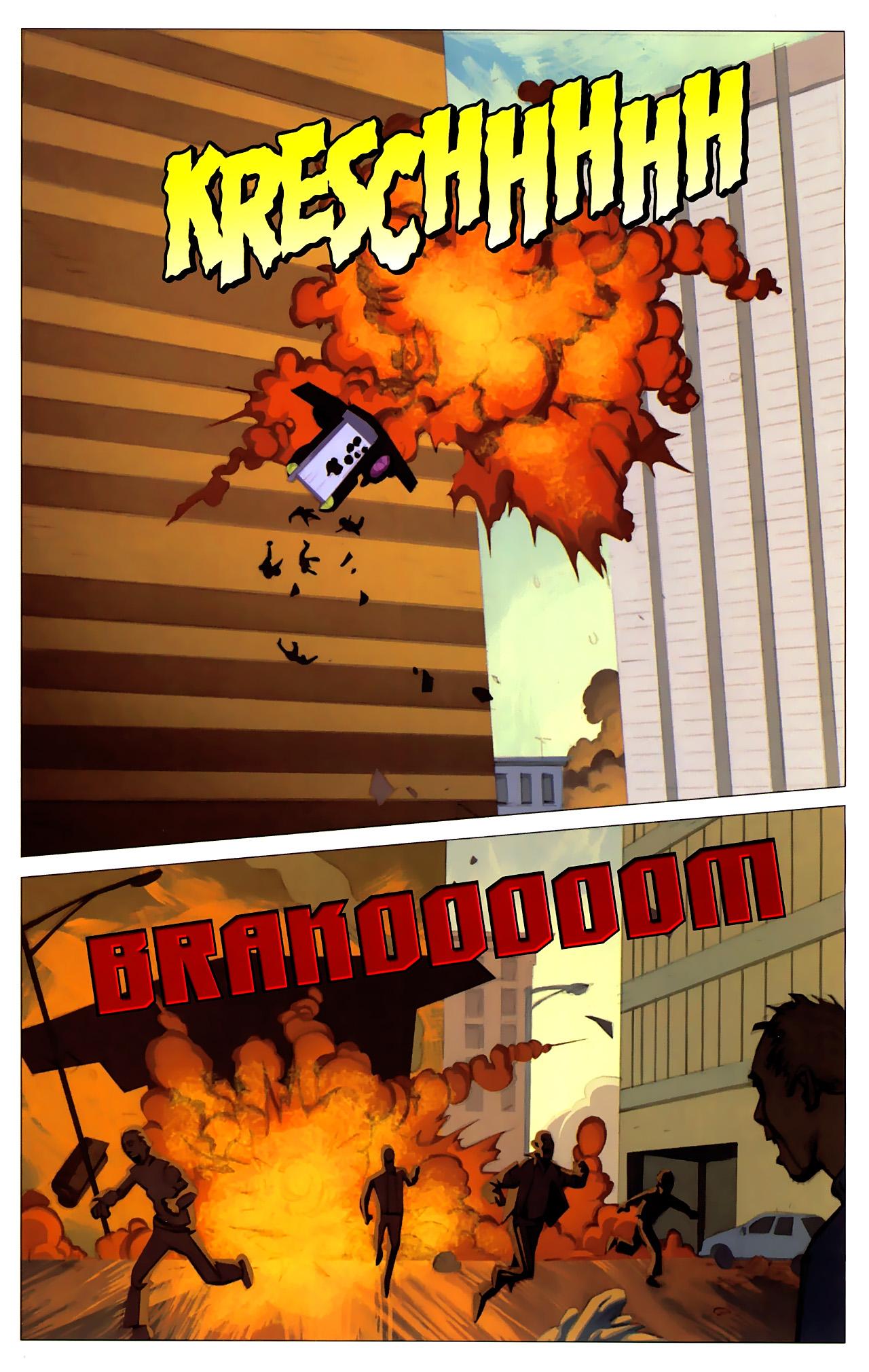 Read online Secret Invasion: X-Men comic -  Issue #4 - 16