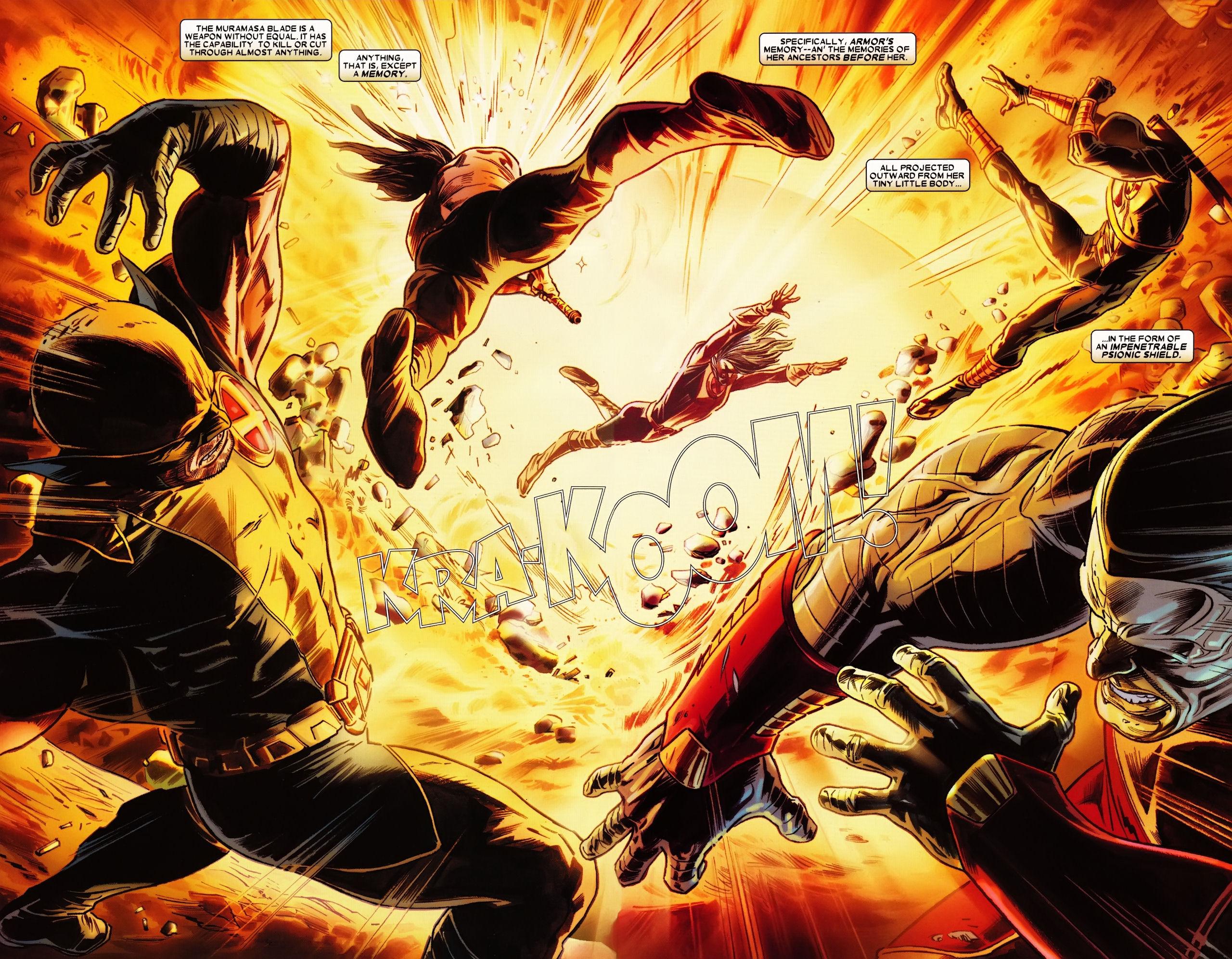 Read online Wolverine: Origins comic -  Issue #35 - 11