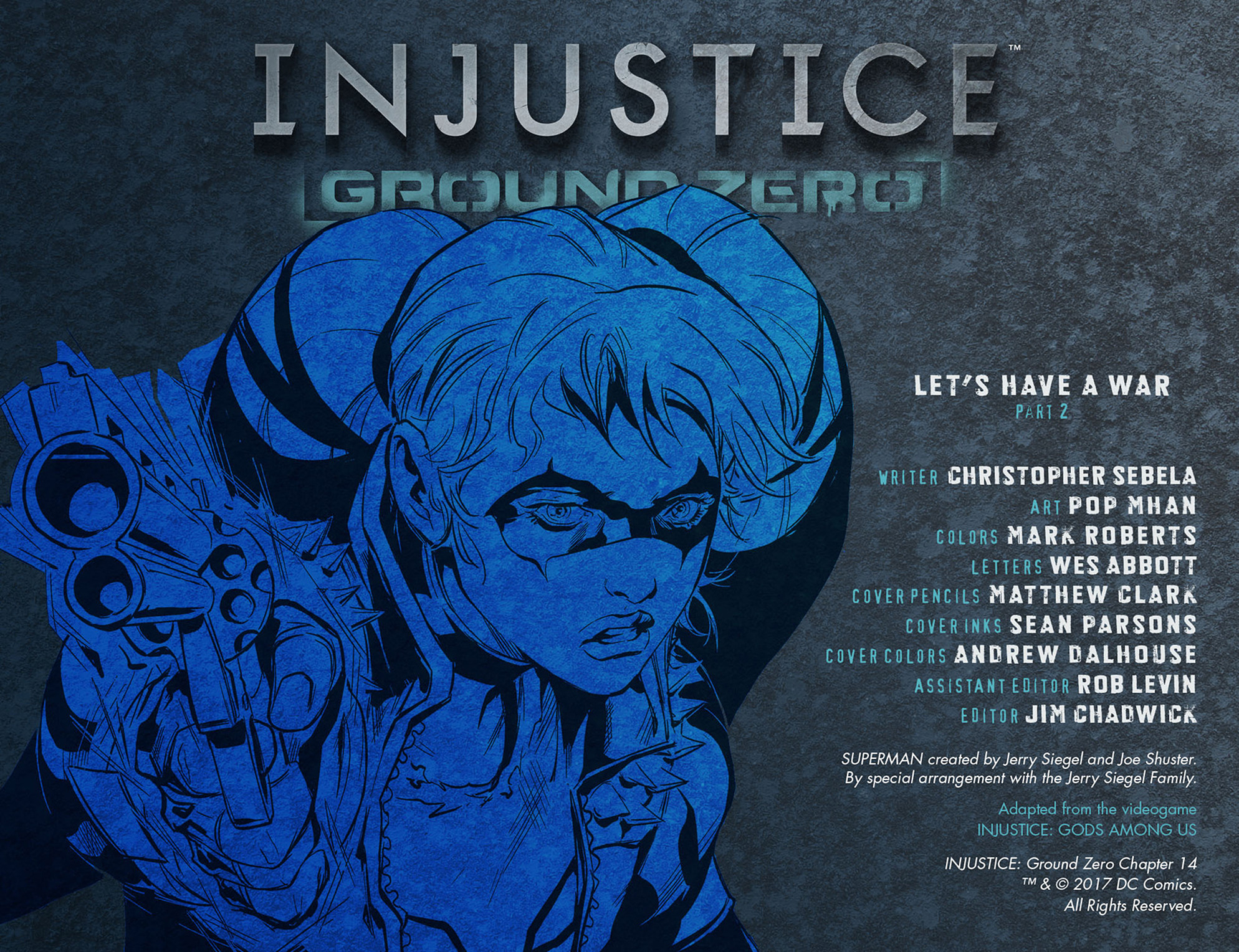 Read online Injustice: Ground Zero comic -  Issue #14 - 3