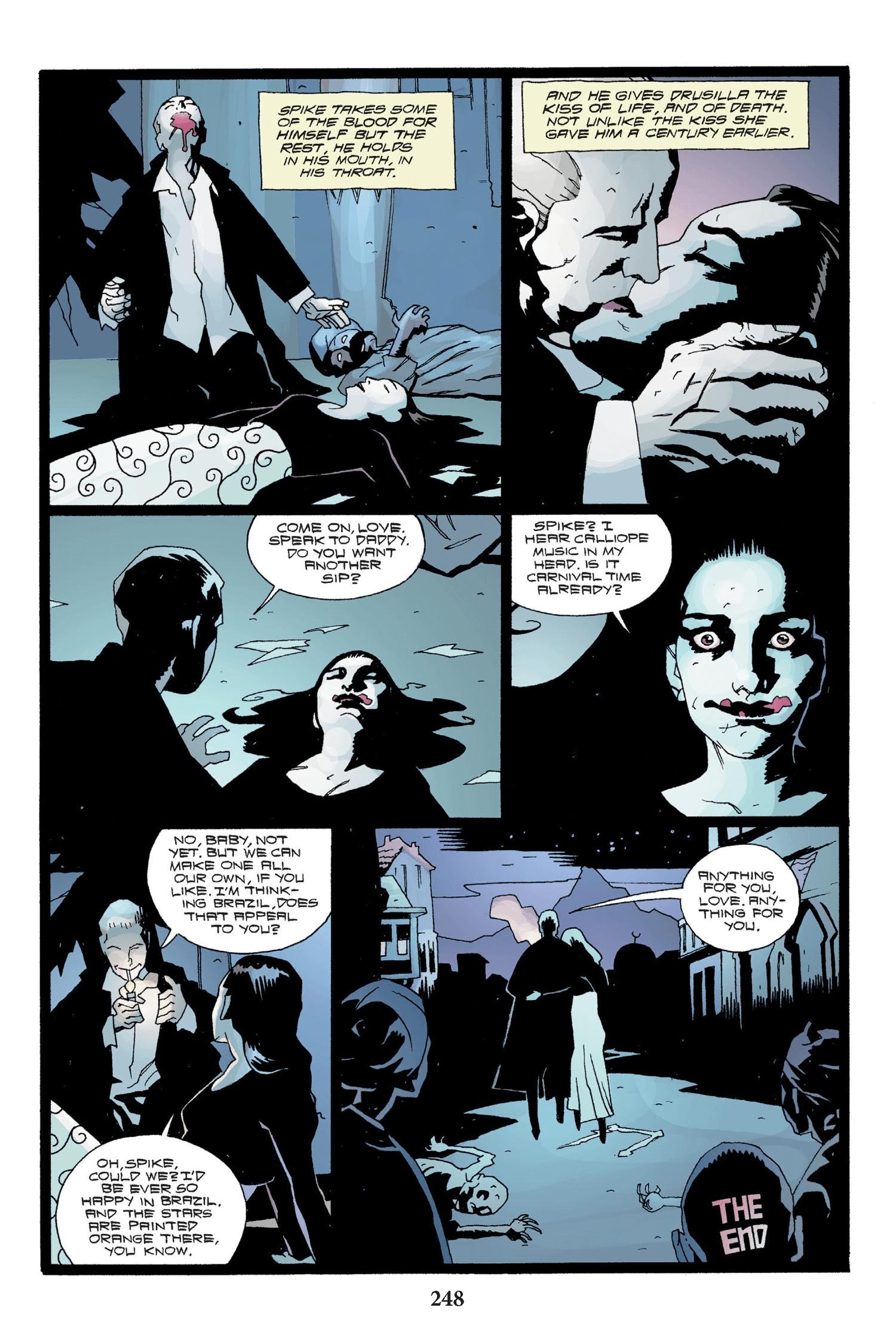Read online Buffy the Vampire Slayer: Omnibus comic -  Issue # TPB 2 - 241