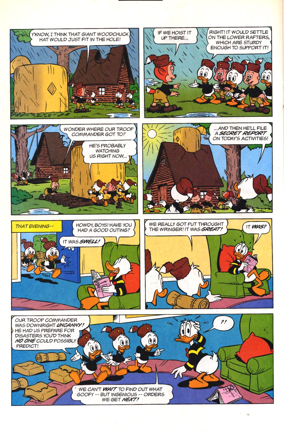 Read online Uncle Scrooge (1953) comic -  Issue #305 - 18