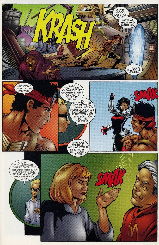 Read online Turok comic -  Issue #4 - 20