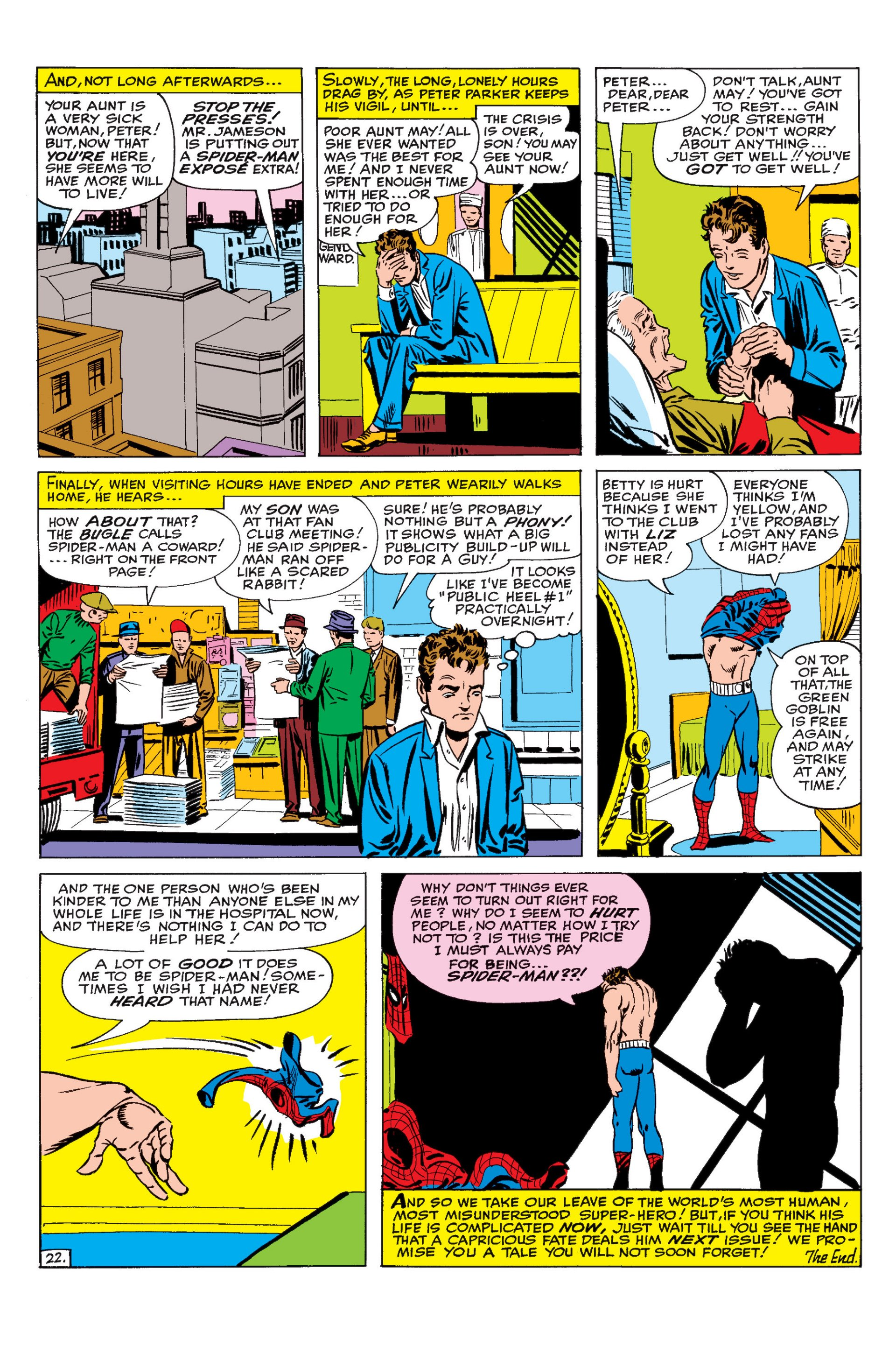 The Amazing Spider-Man (1963) 17 Page 22