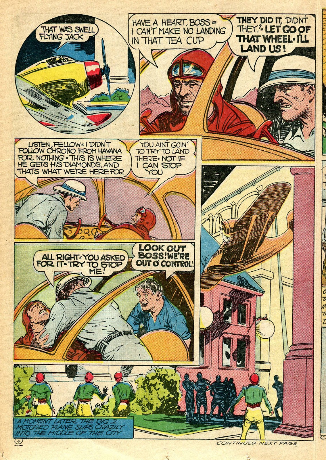 Read online Famous Funnies comic -  Issue #110 - 32