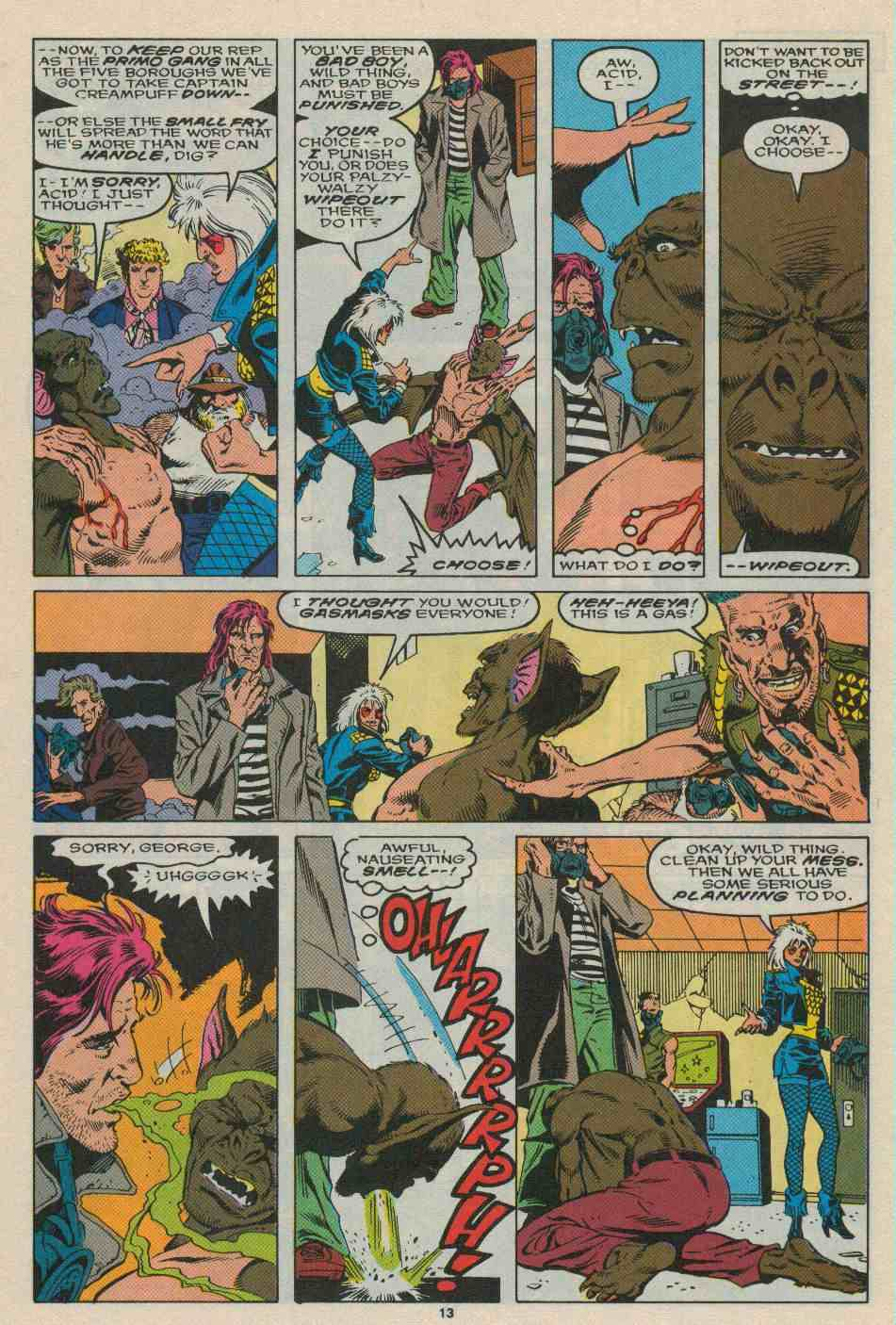 Read online DP7 comic -  Issue #30 - 14