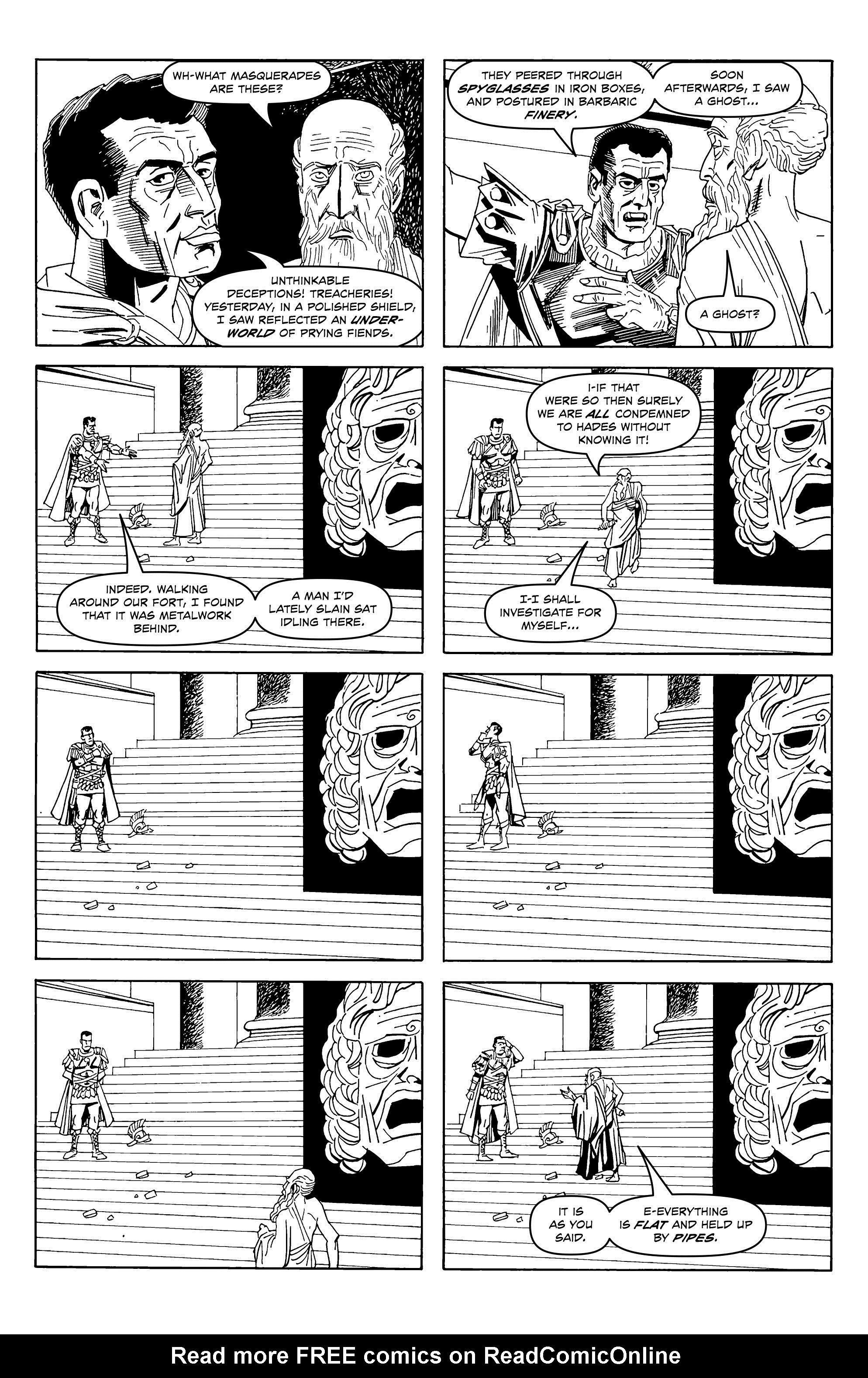 Read online Alan Moore's Cinema Purgatorio comic -  Issue #2 - 7