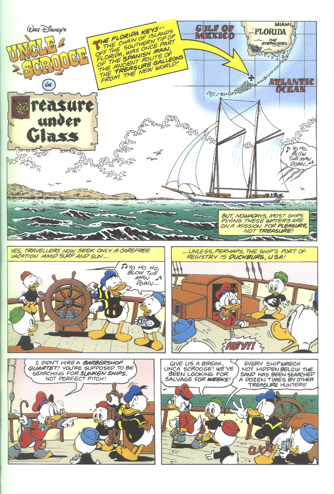 Read online Uncle Scrooge (1953) comic -  Issue #365 - 4