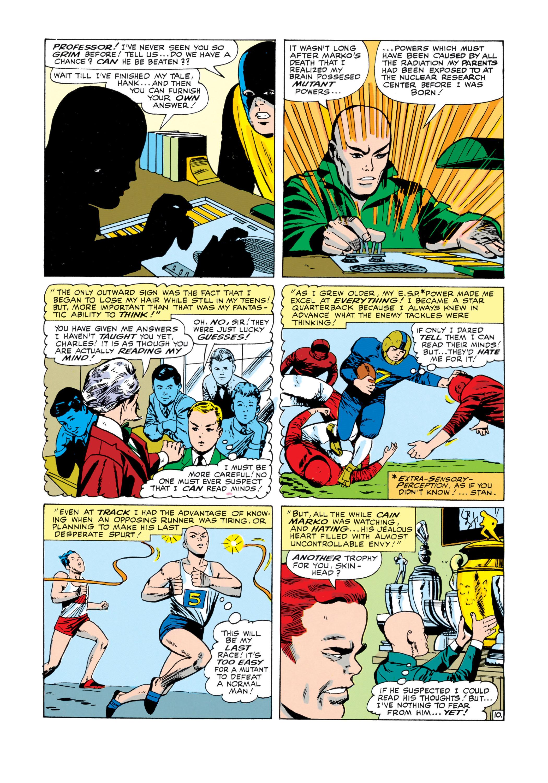 Uncanny X-Men (1963) 12 Page 10