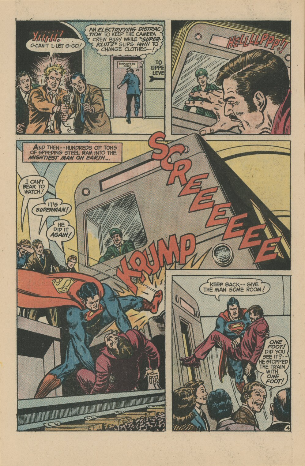 Read online Action Comics (1938) comic -  Issue #422 - 6