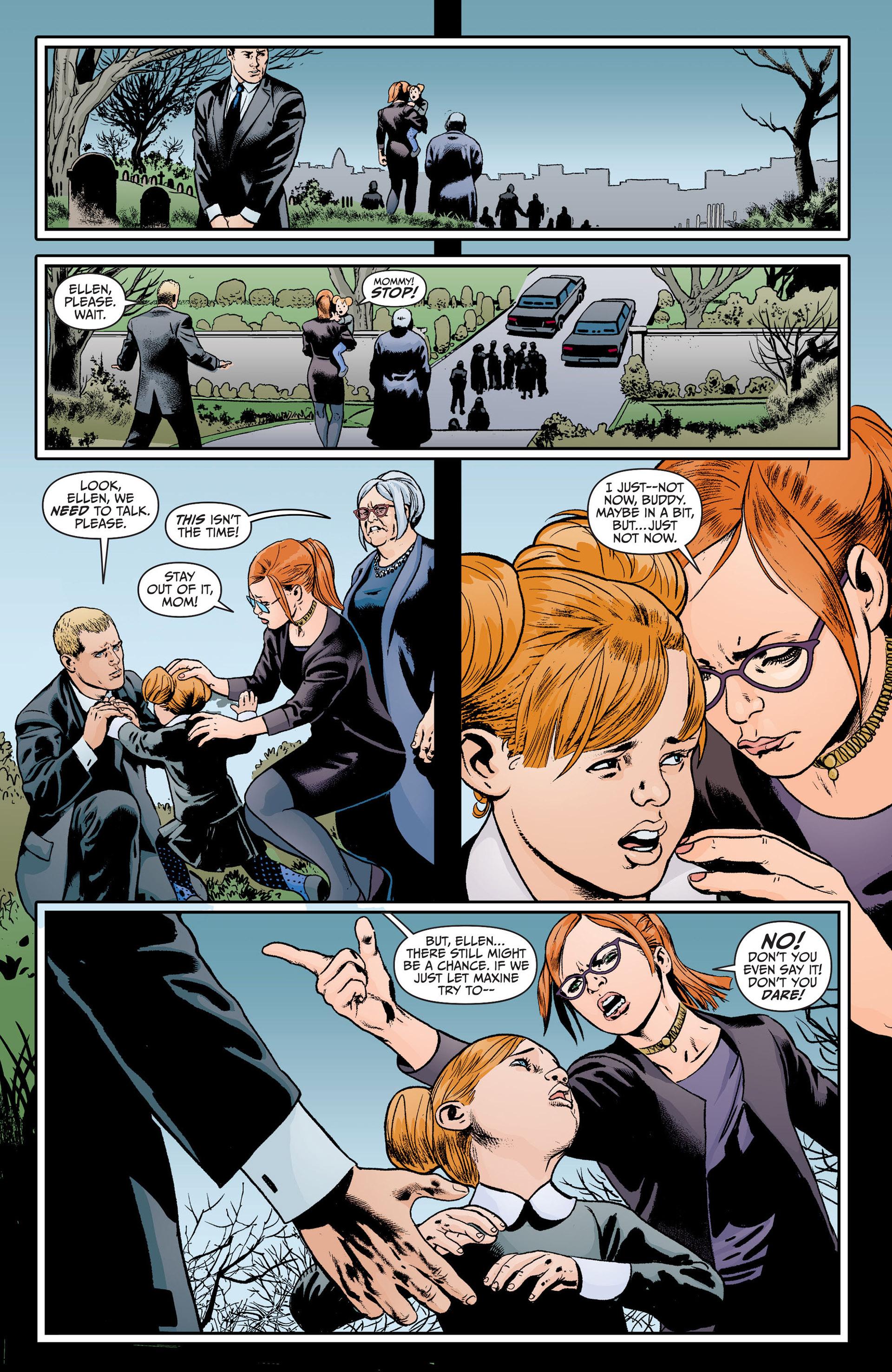 Read online Animal Man (2011) comic -  Issue #19 - 7