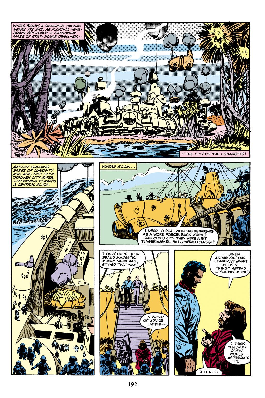 Read online Star Wars Omnibus comic -  Issue # Vol. 16 - 190