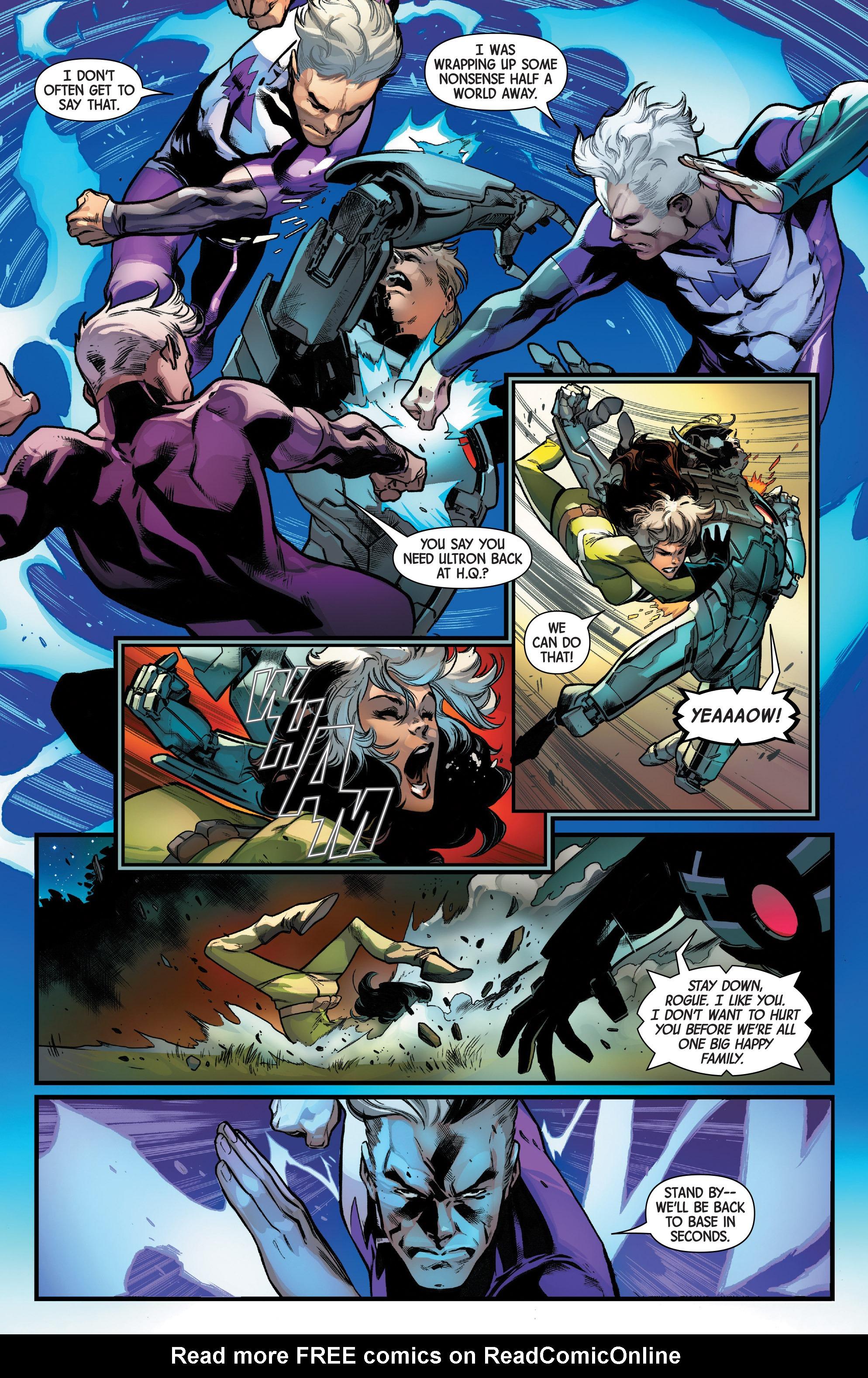 Read online Uncanny Avengers [II] comic -  Issue #11 - 12