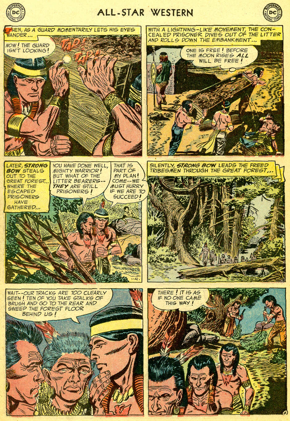 Read online All-Star Western (1951) comic -  Issue #75 - 14