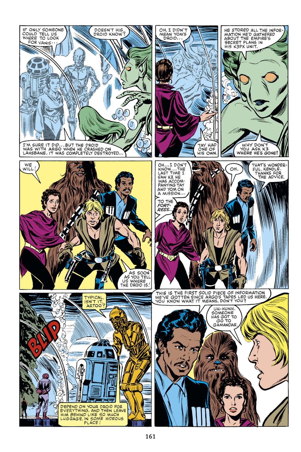Read online Star Wars Omnibus comic -  Issue # Vol. 18 - 150
