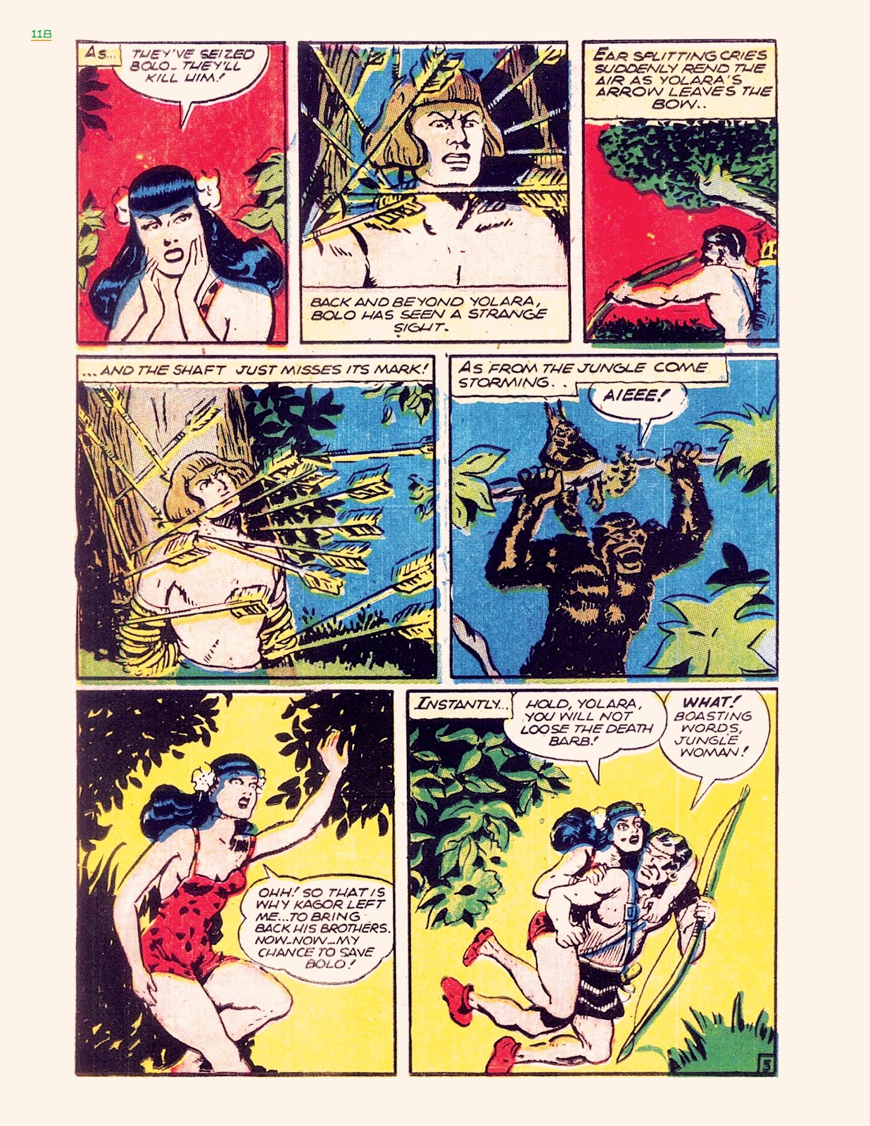 Read online Jungle Girls comic -  Issue # TPB (Part 2) - 18
