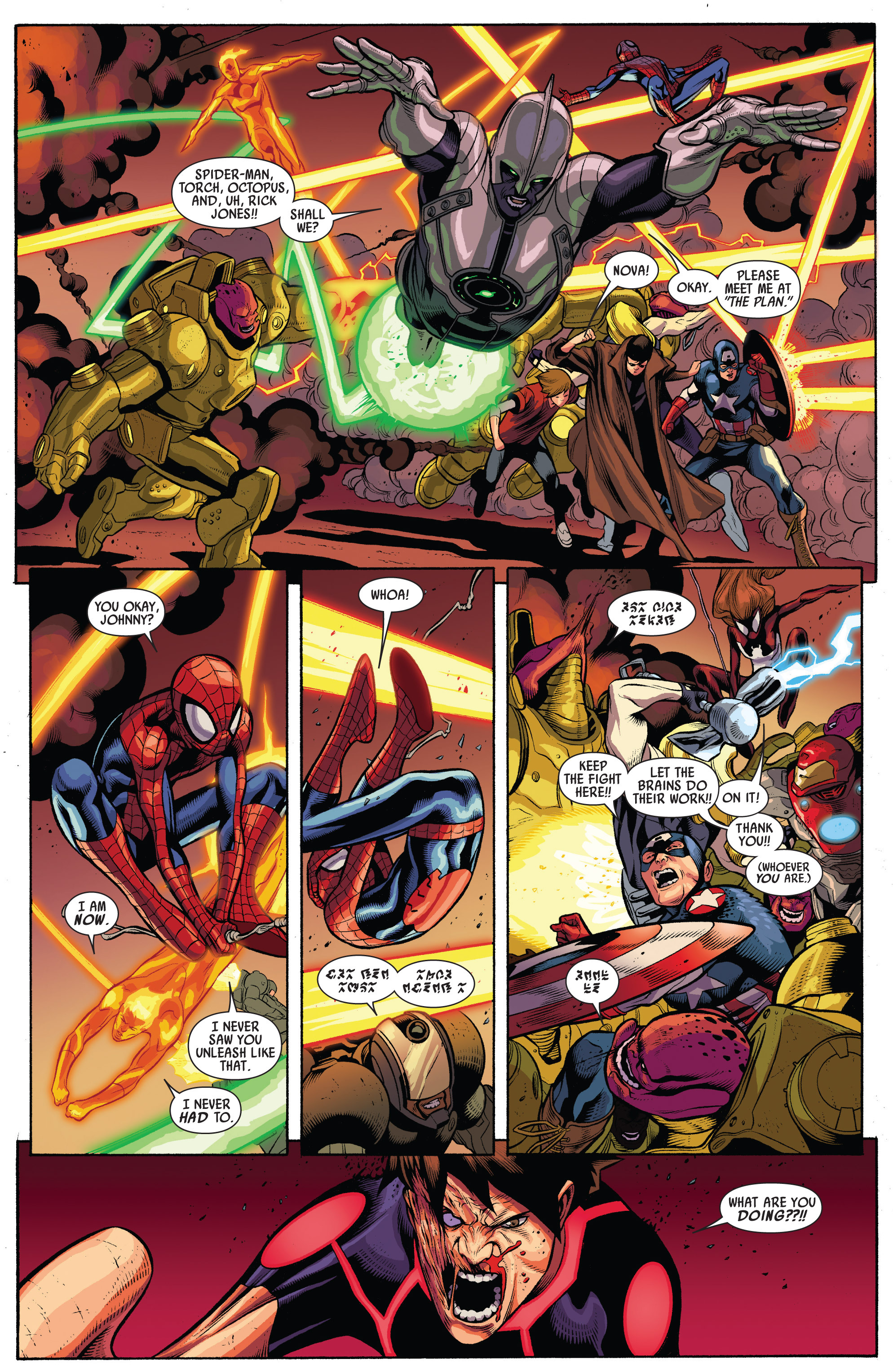 Read online Ultimate Comics Doomsday comic -  Issue # Full - 235