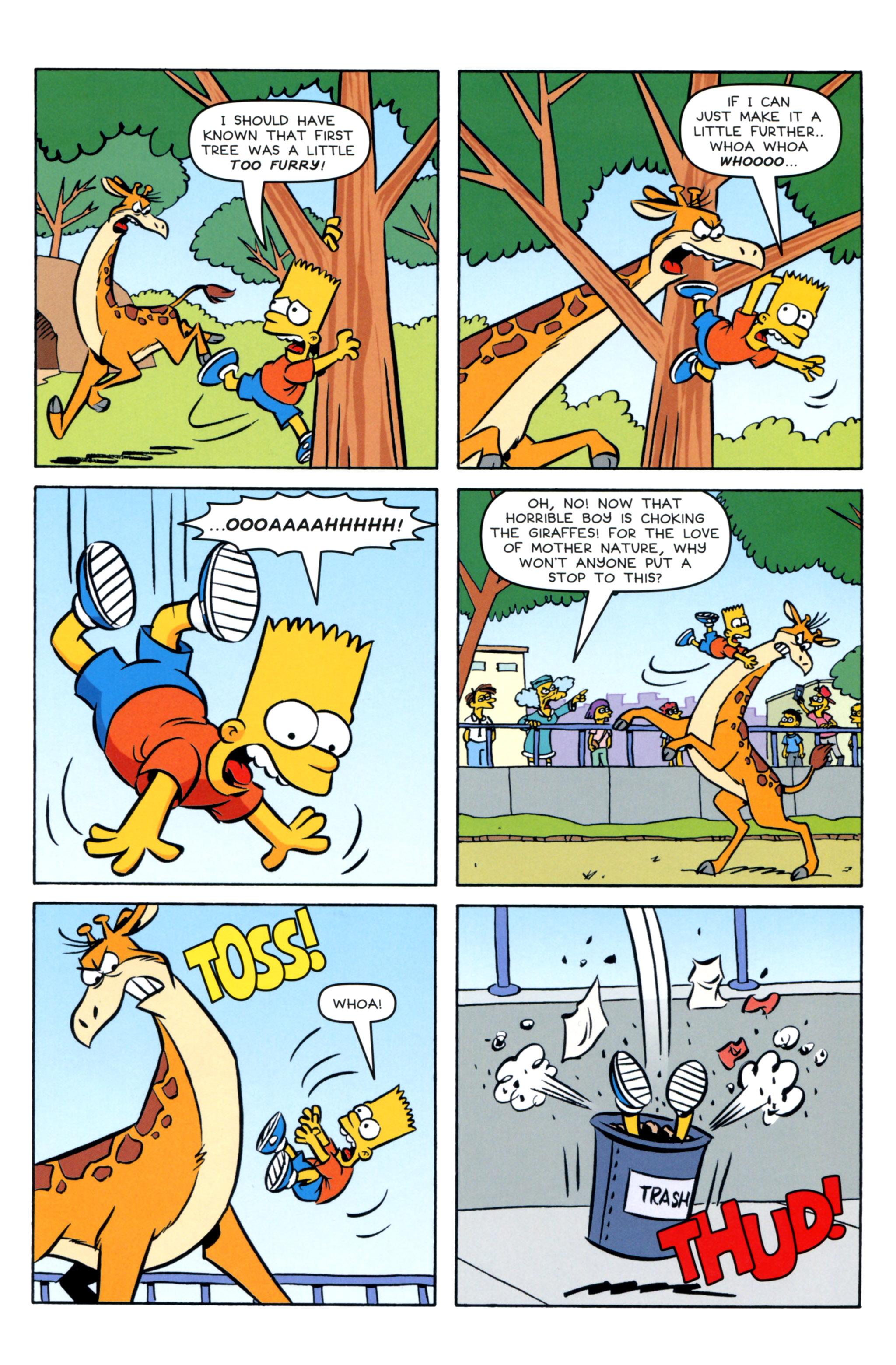 Read online Simpsons Comics Presents Bart Simpson comic -  Issue #93 - 21