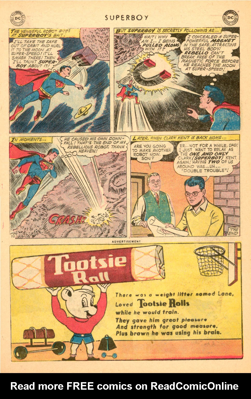 Superboy (1949) issue 72 - Page 11