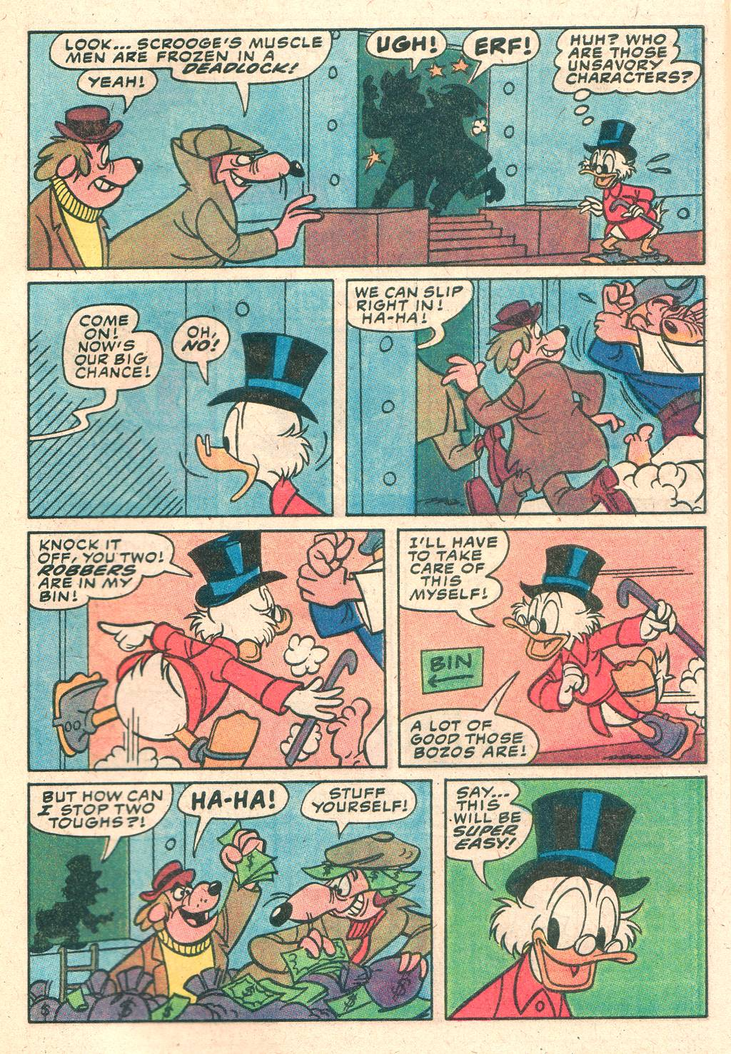 Read online Uncle Scrooge (1953) comic -  Issue #199 - 33