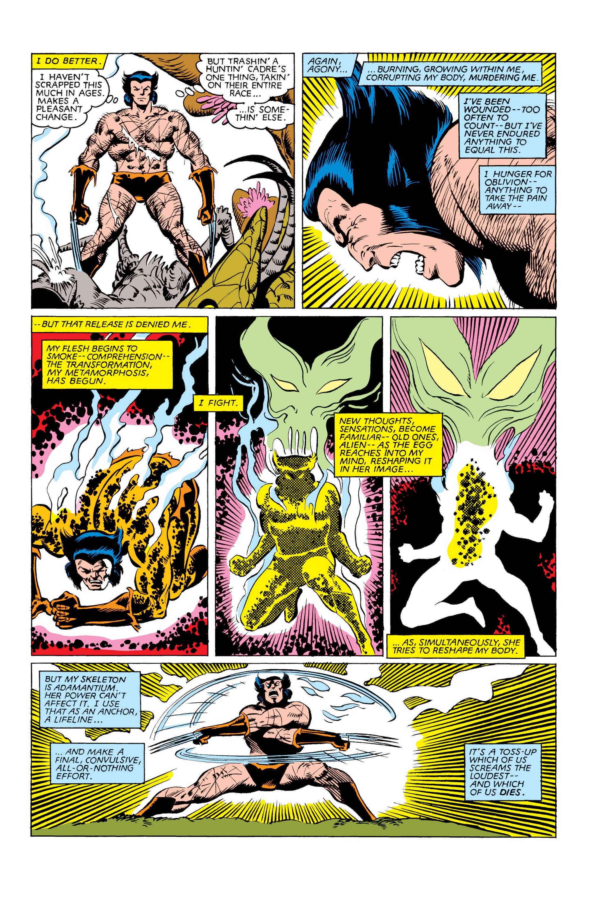 Read online Uncanny X-Men (1963) comic -  Issue #162 - 21
