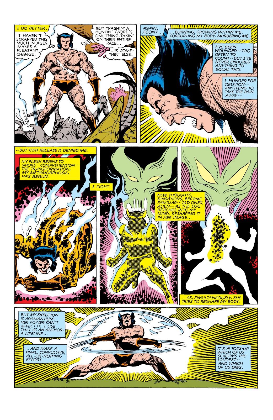 Uncanny X-Men (1963) issue 162 - Page 21