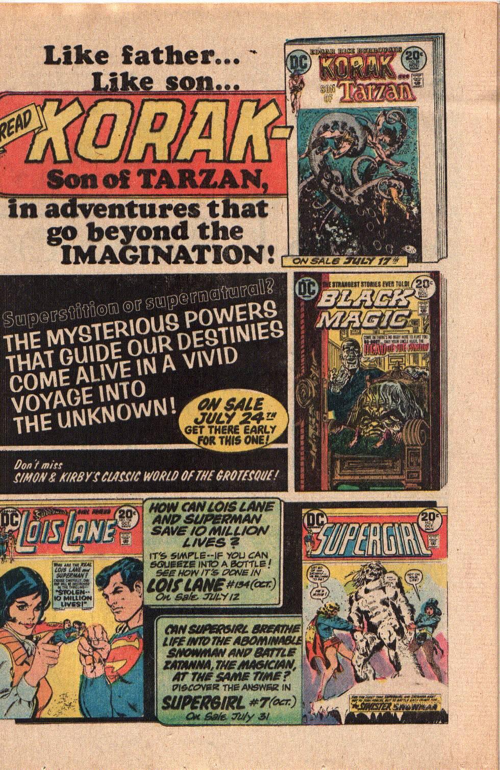 Read online Shazam! (1973) comic -  Issue #6 - 21