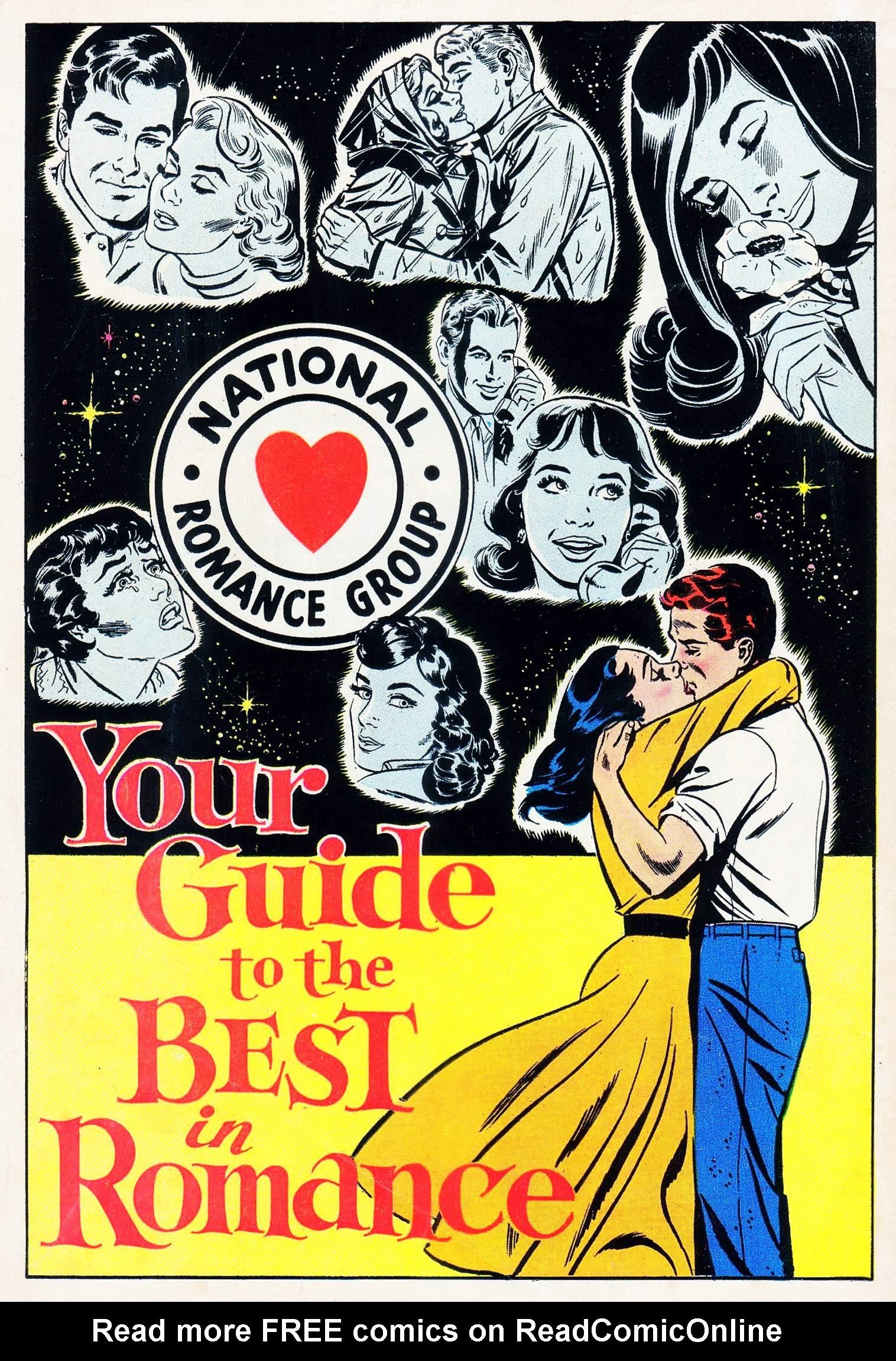 Read online Secret Hearts comic -  Issue #67 - 36