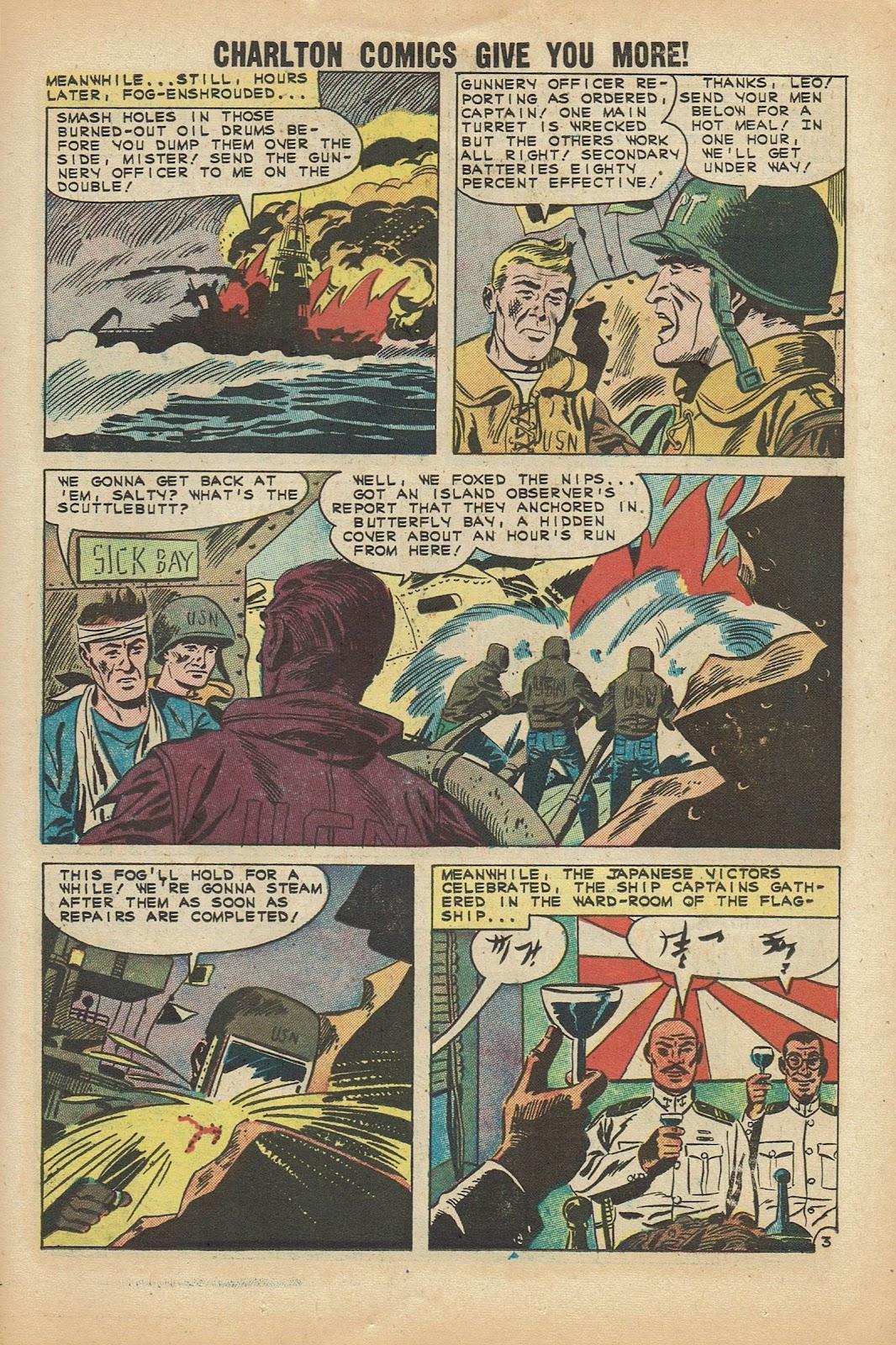 Read online Fightin' Navy comic -  Issue #97 - 11