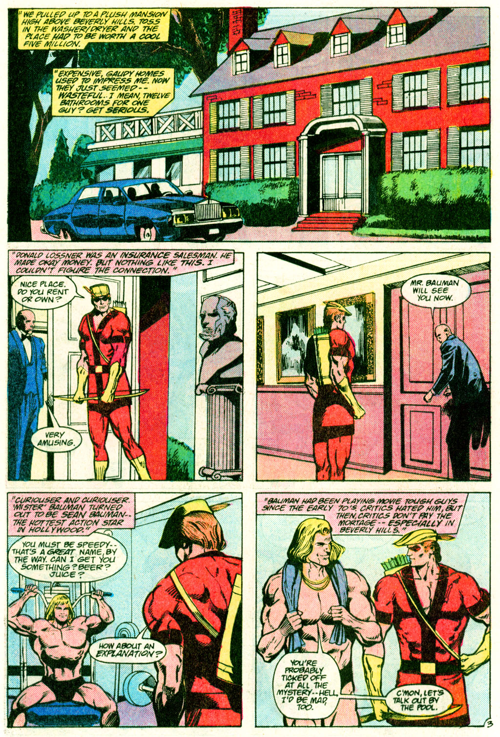 Read online Action Comics (1938) comic -  Issue #638 - 4