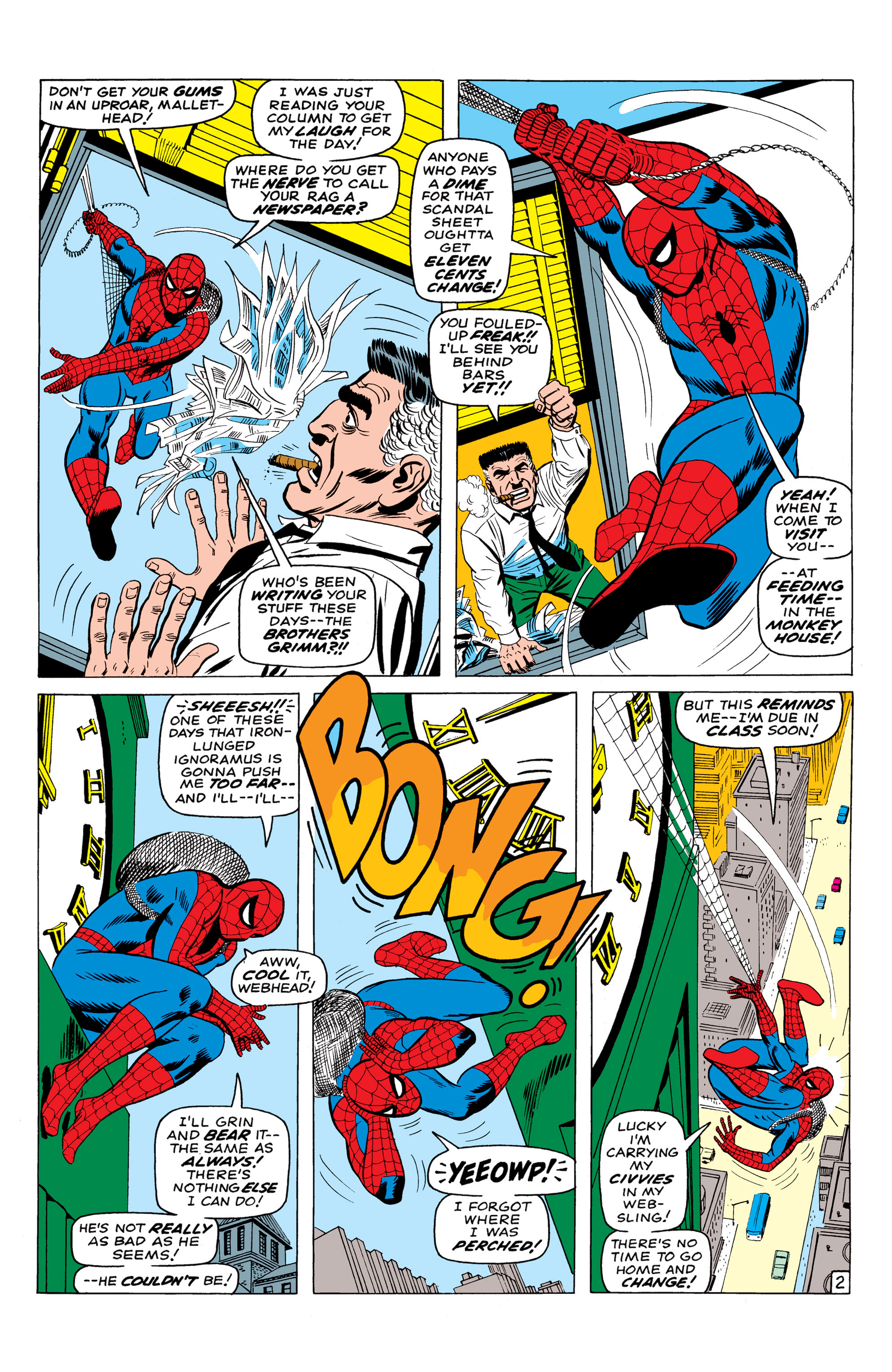 The Amazing Spider-Man (1963) 53 Page 2