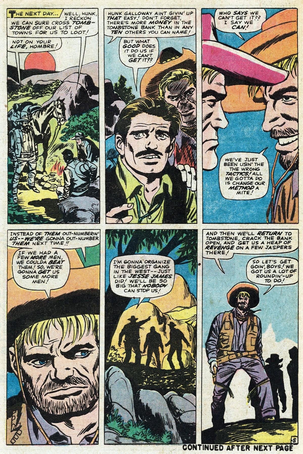 Read online Two-Gun Kid comic -  Issue #122 - 9