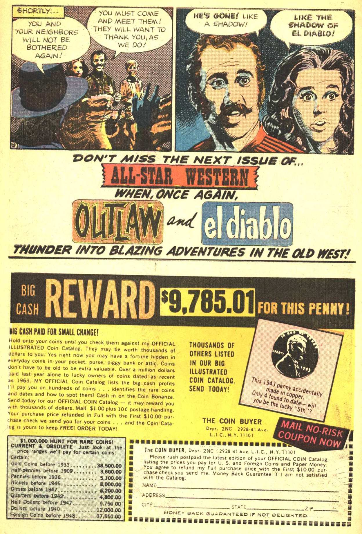 Read online All-Star Western (1970) comic -  Issue #4 - 26